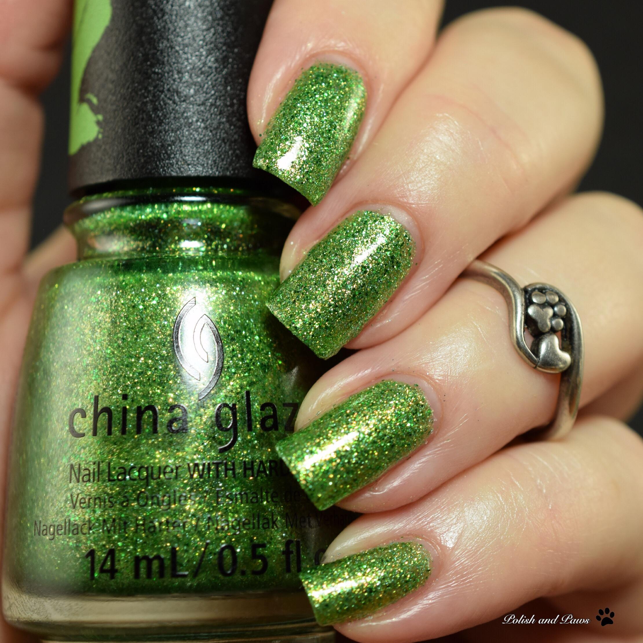 China Glaze Grinchworthy
