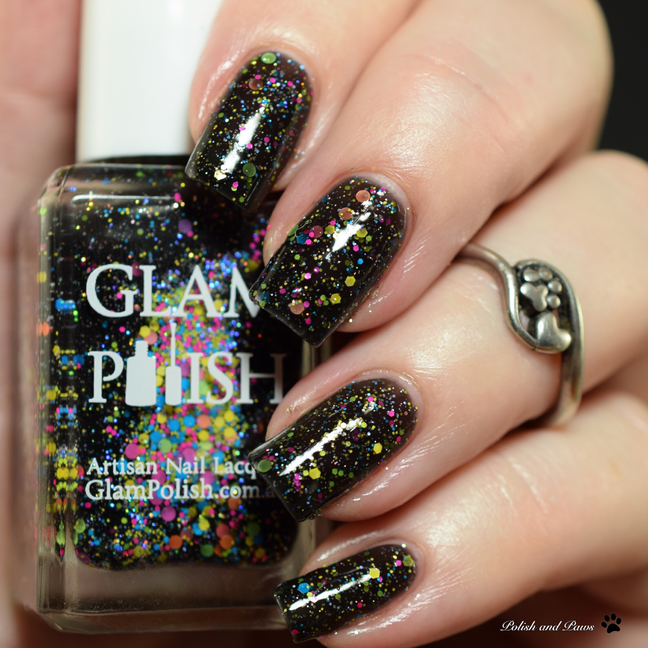 Glam Polish We Will Rock You