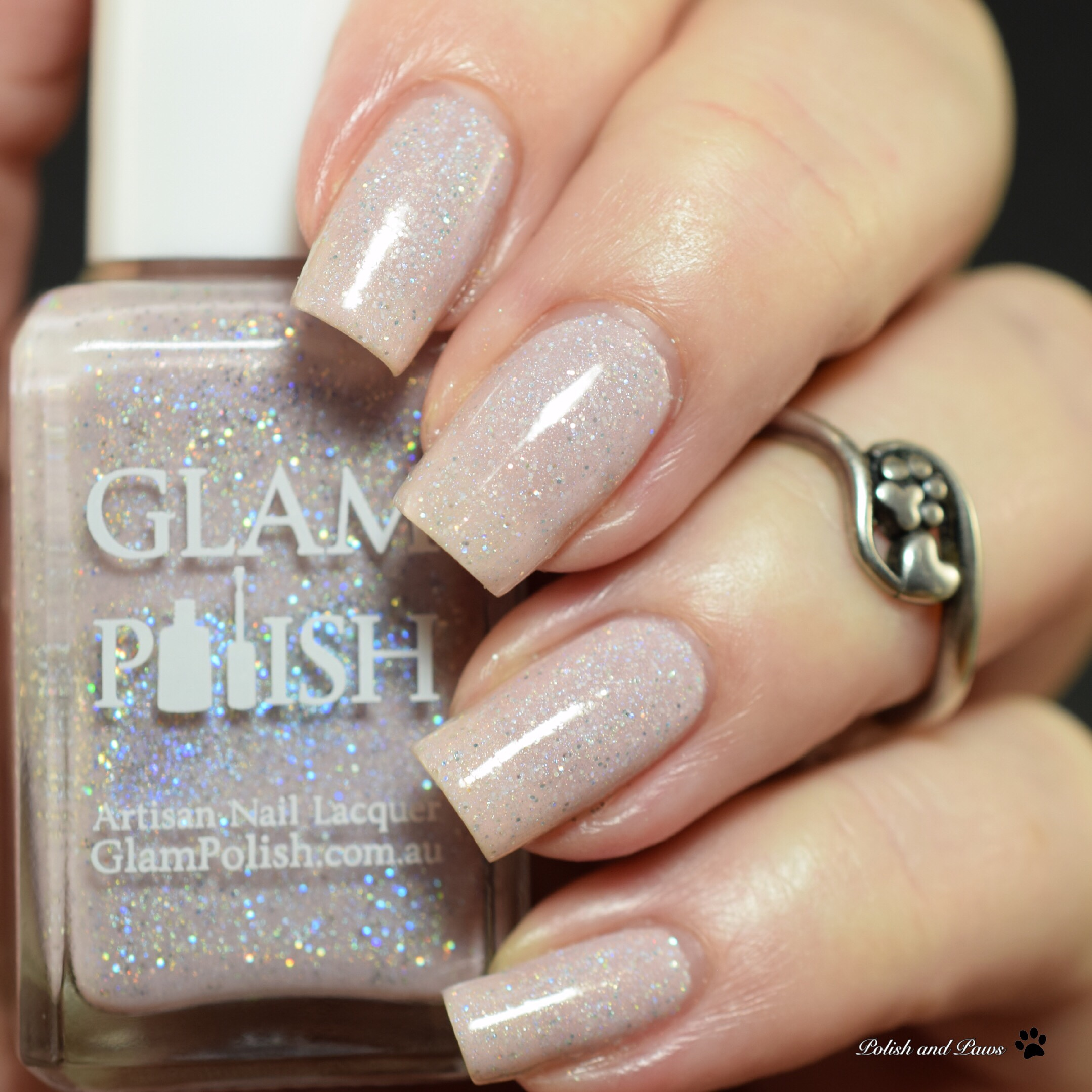 Glam Polish I Want to Break Free