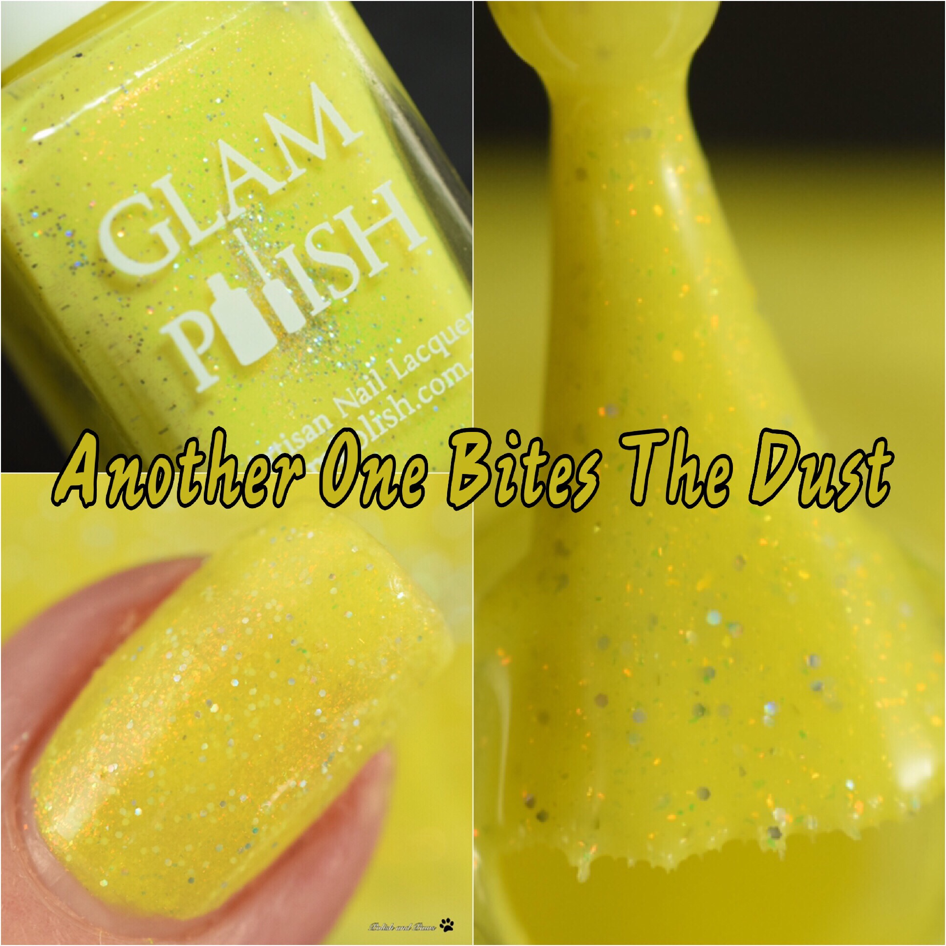 Glam Polish Another One Bites the Dust