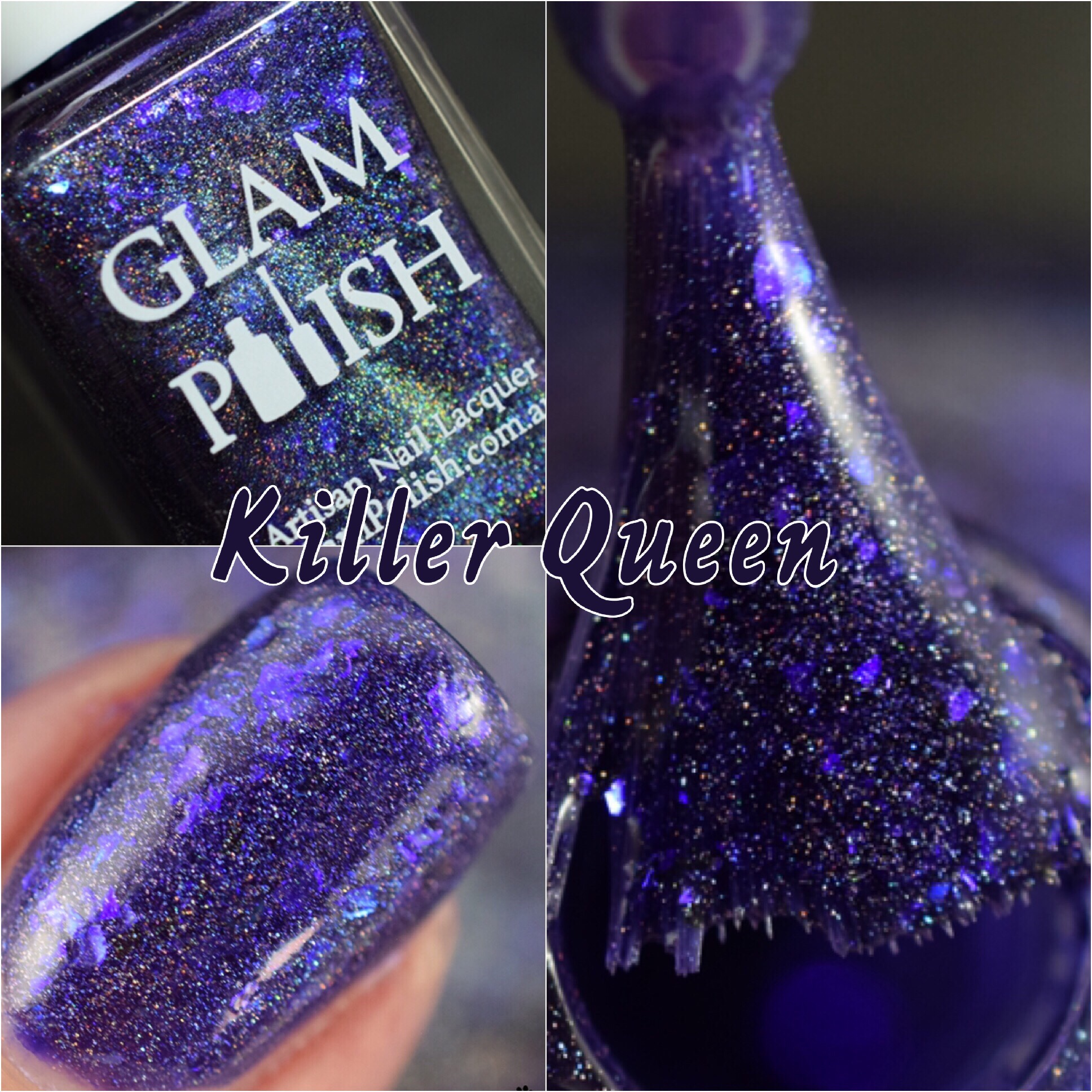 Glam Polish Killer Queen