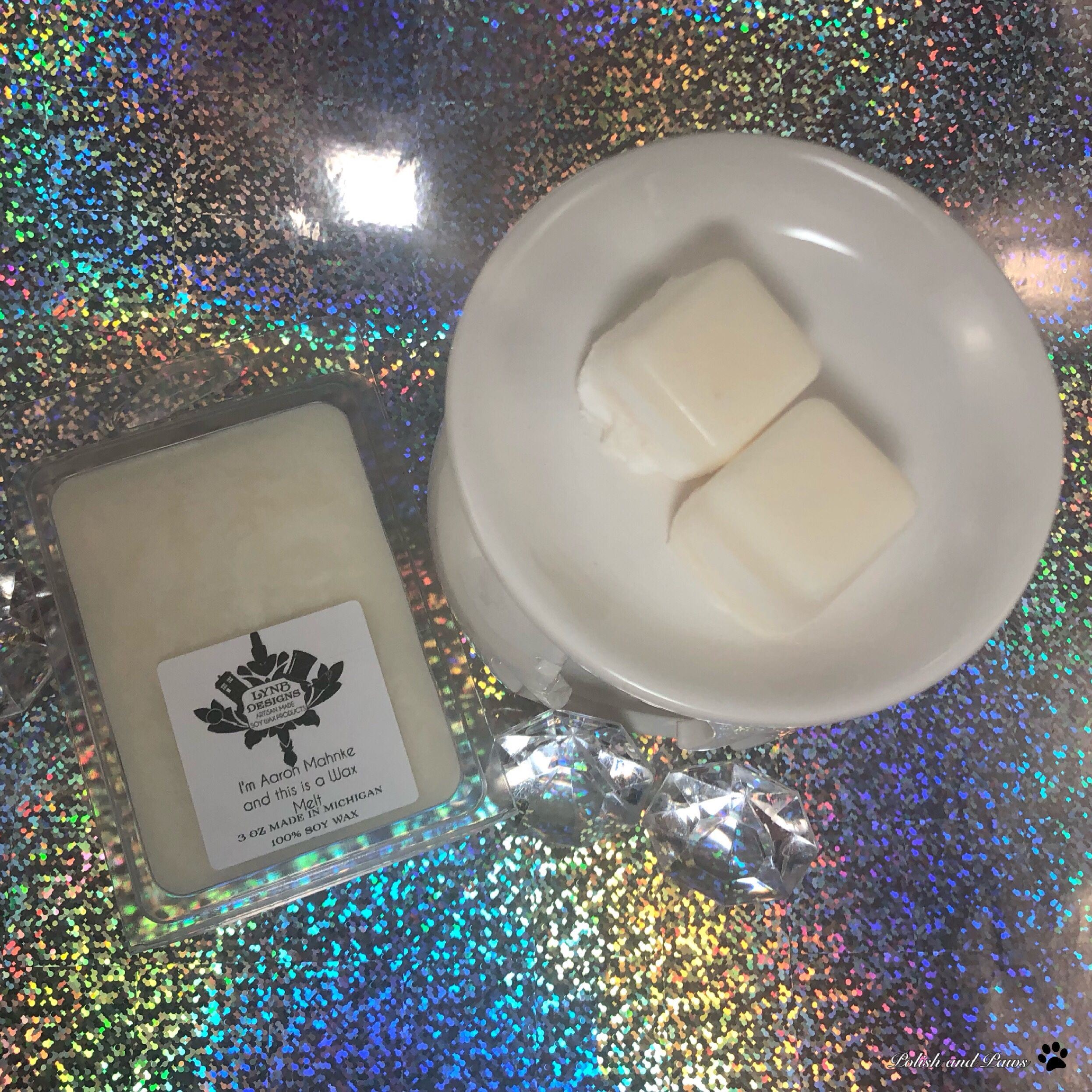 LynB Designs I'm Aaron Mahnke and this is a Wax Melt