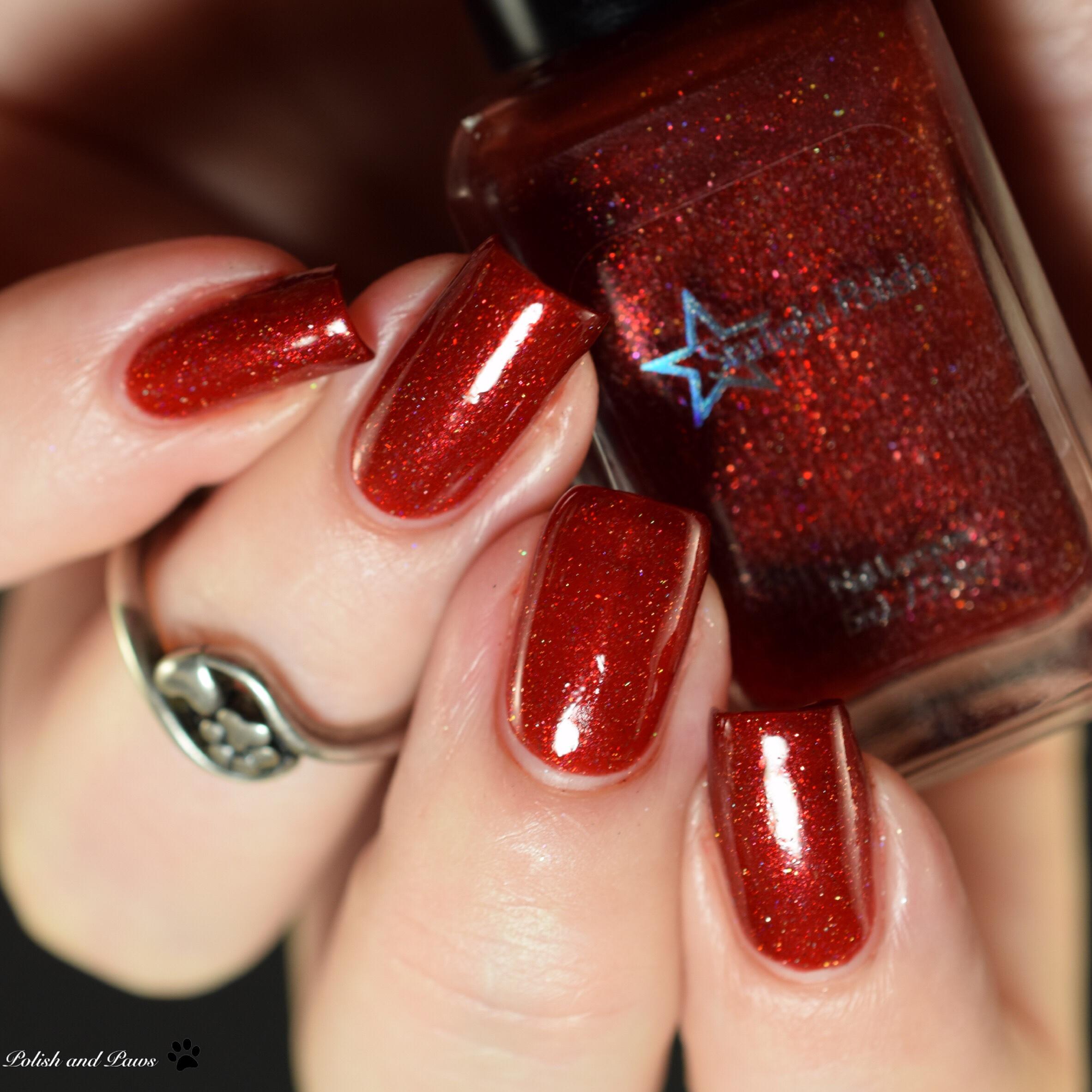 Starlight Polish Sekhmet