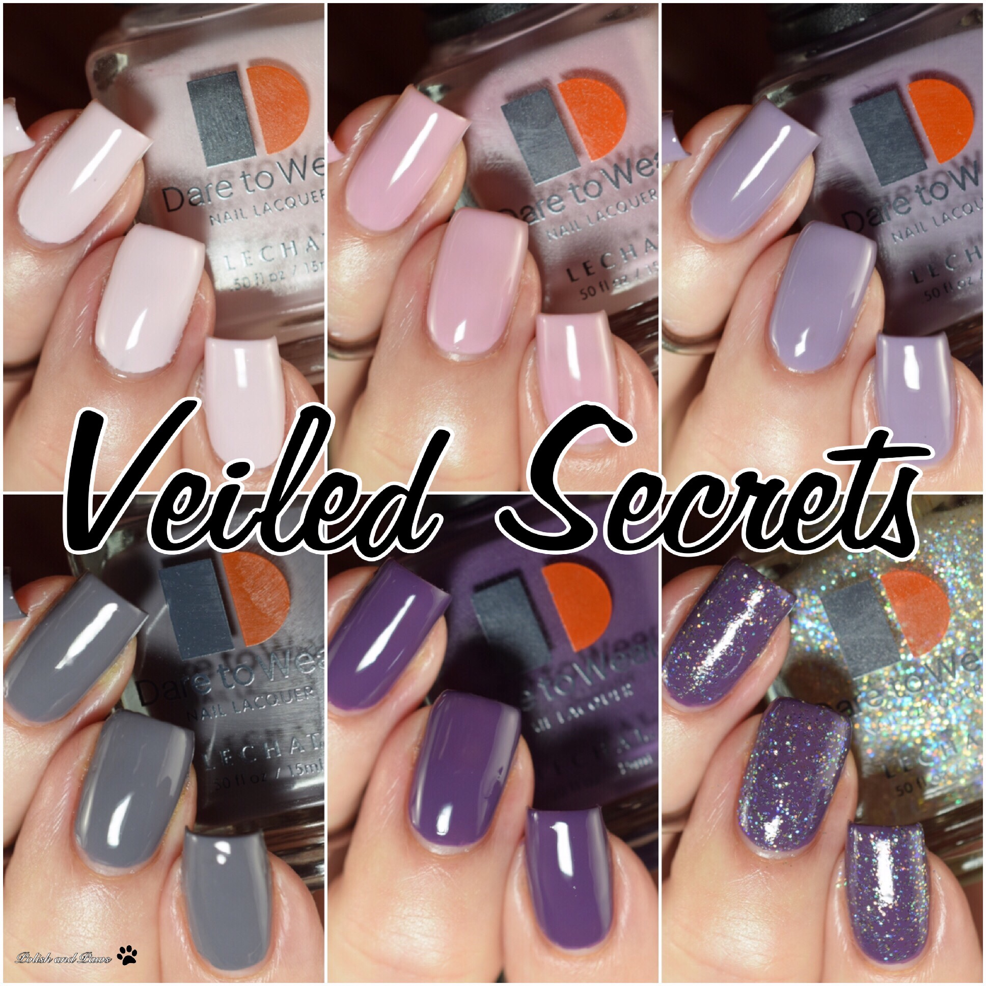 Le Chat Dare to Wear Veiled Secrets ~ Winter