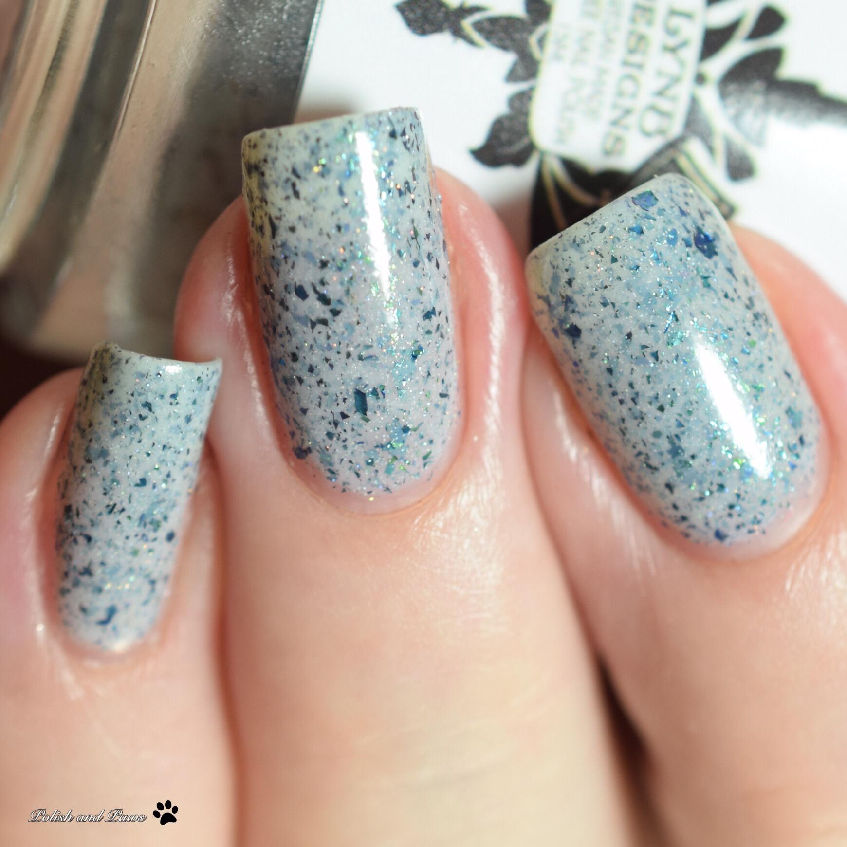 LynB Designs Glitter Droppings