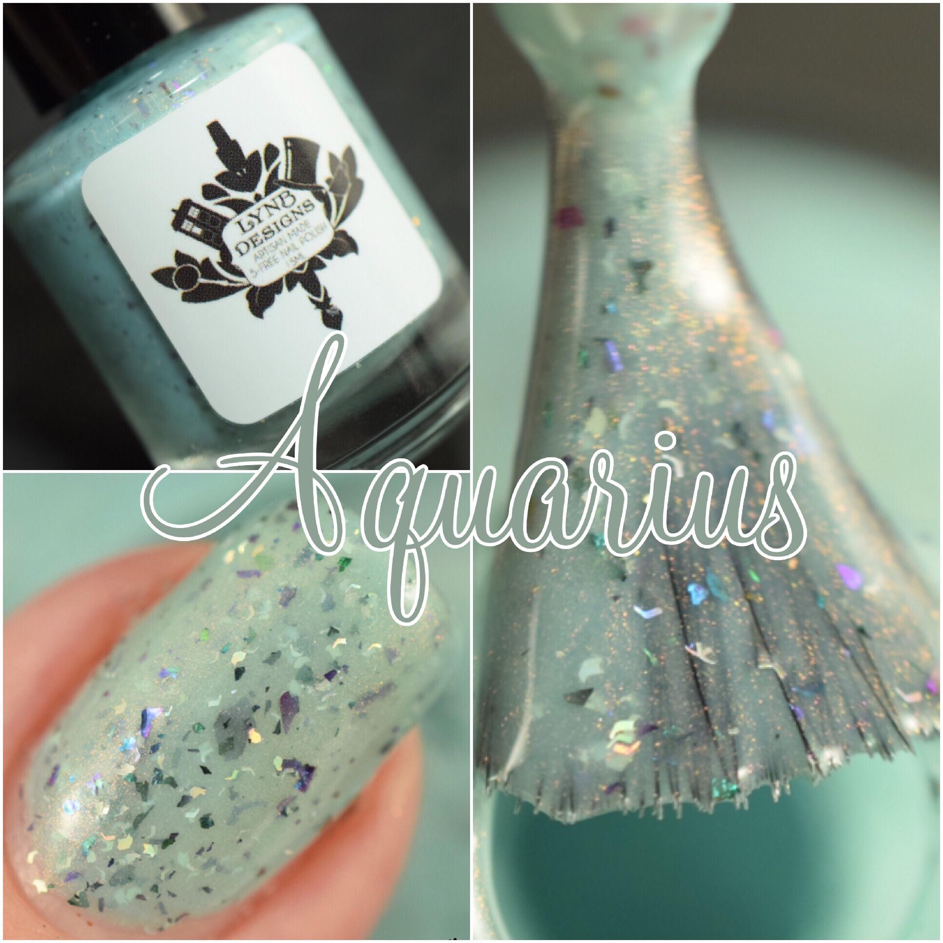 LynB Designs Aquarius