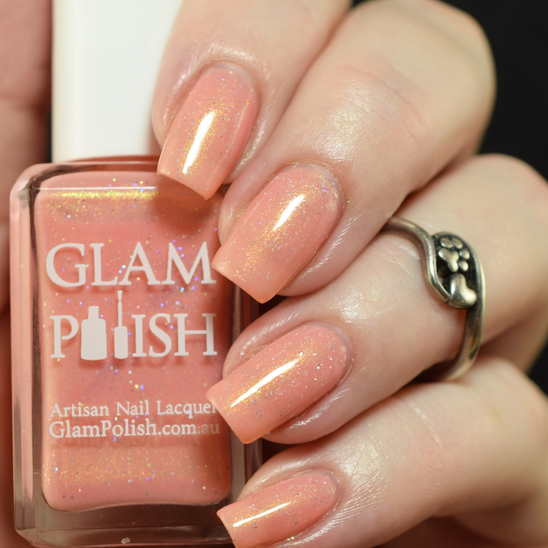 Glam Polish The Wonderful Thing about Tiggers