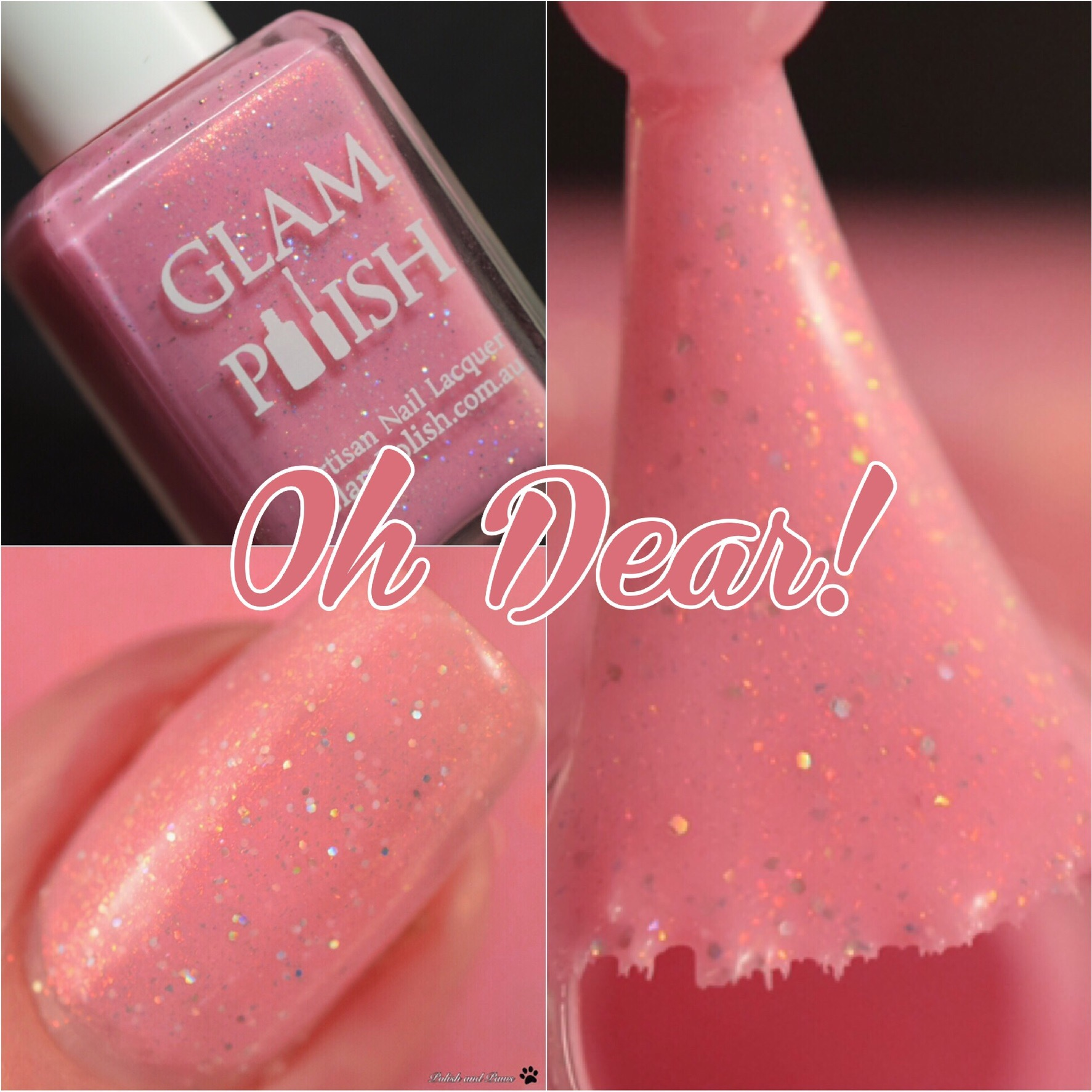 Glam Polish Oh Dear!