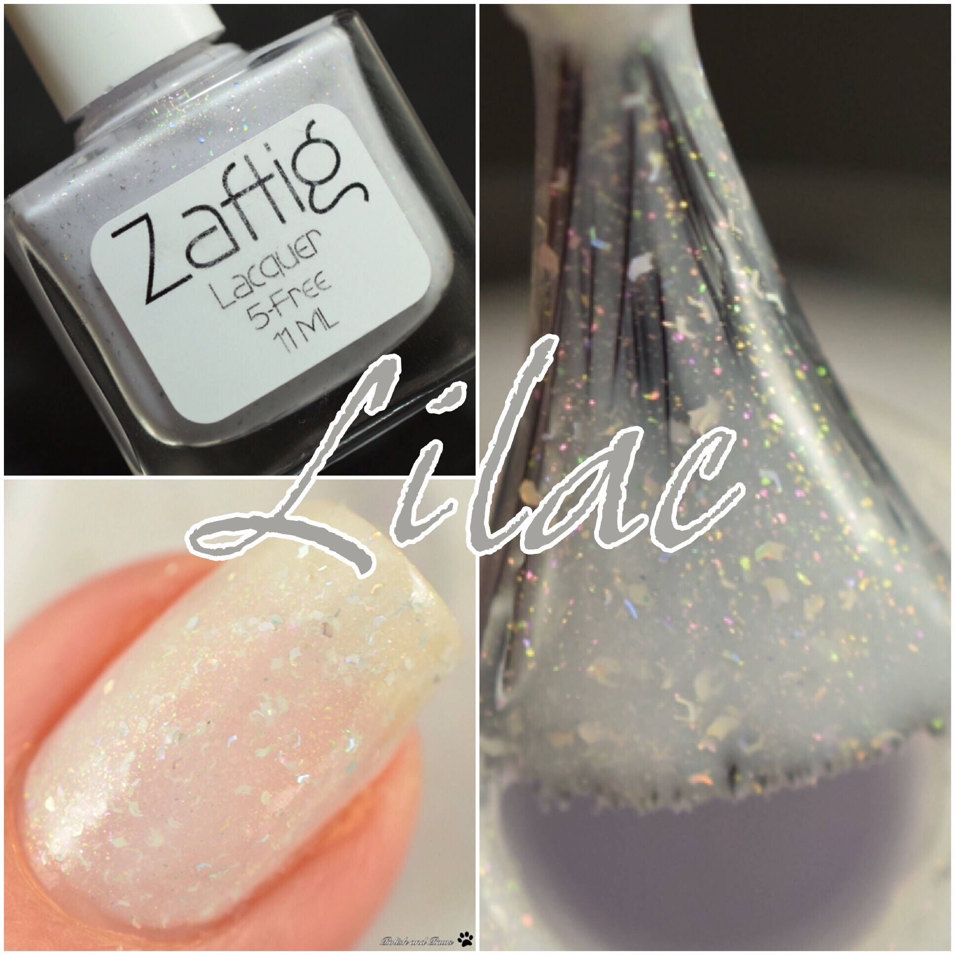 Zaftig Lacquer Lilac