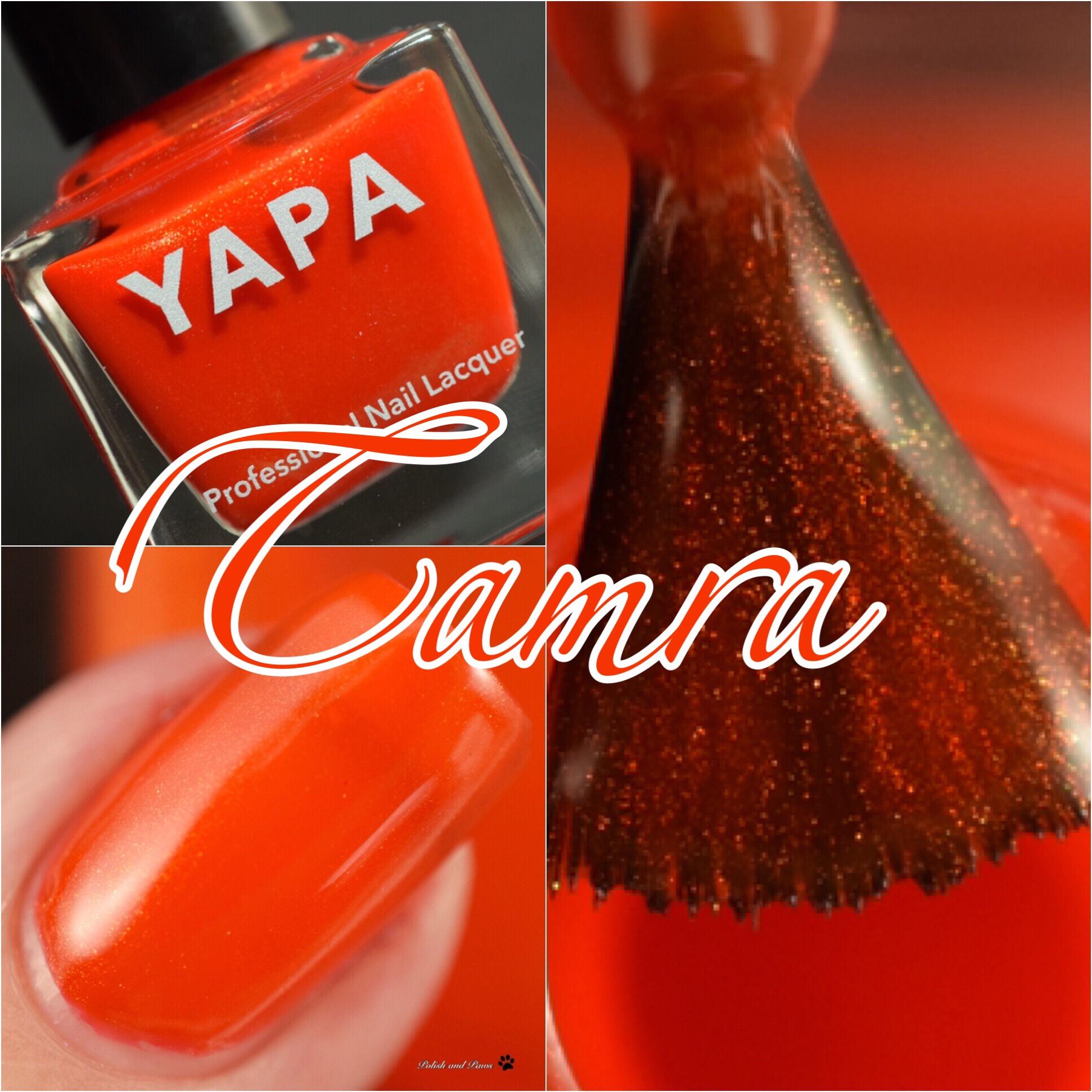 YAPA Nail Polish Tamra