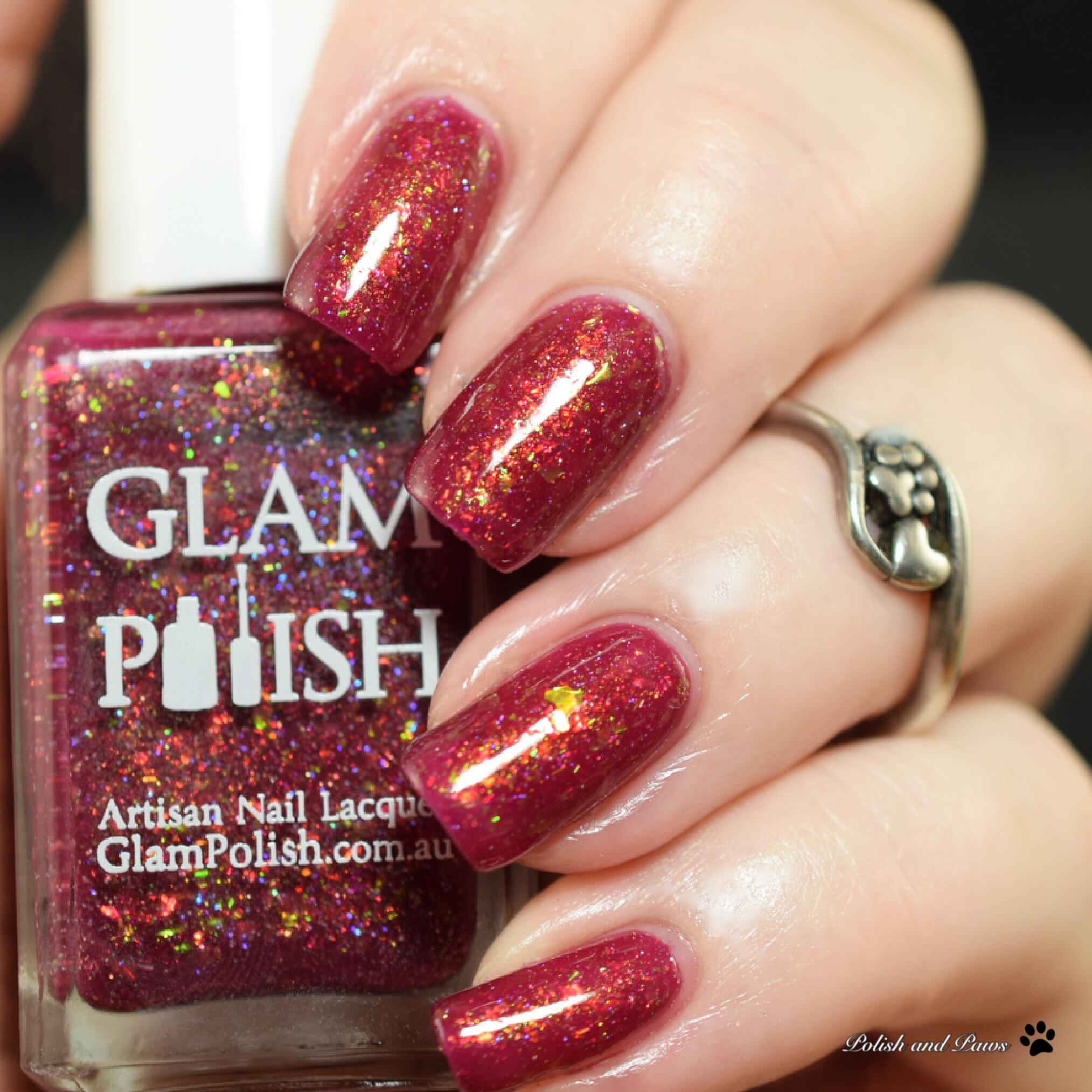 Glam Polish Half Witch Half Mortal