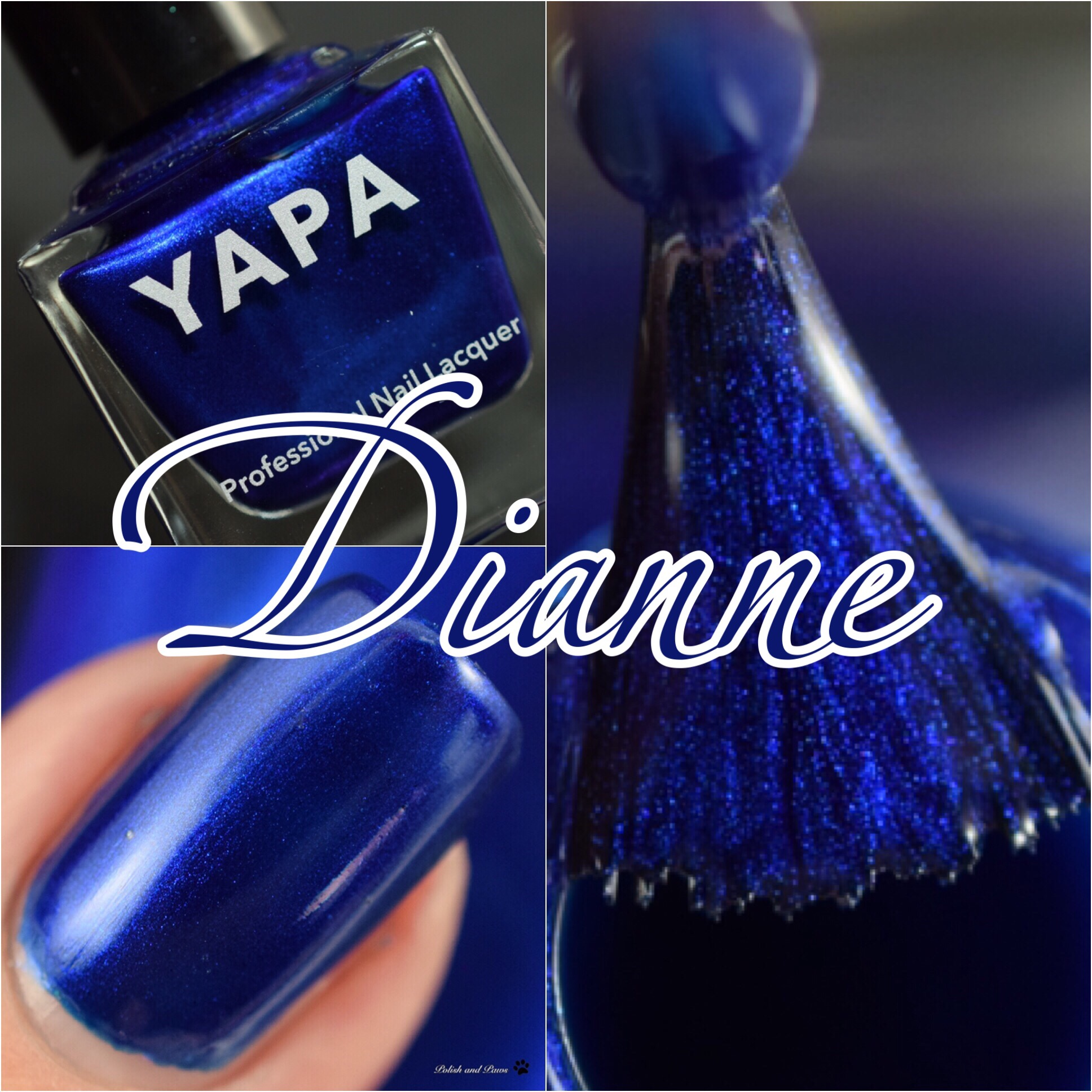 YAPA Nail Polish Dianne