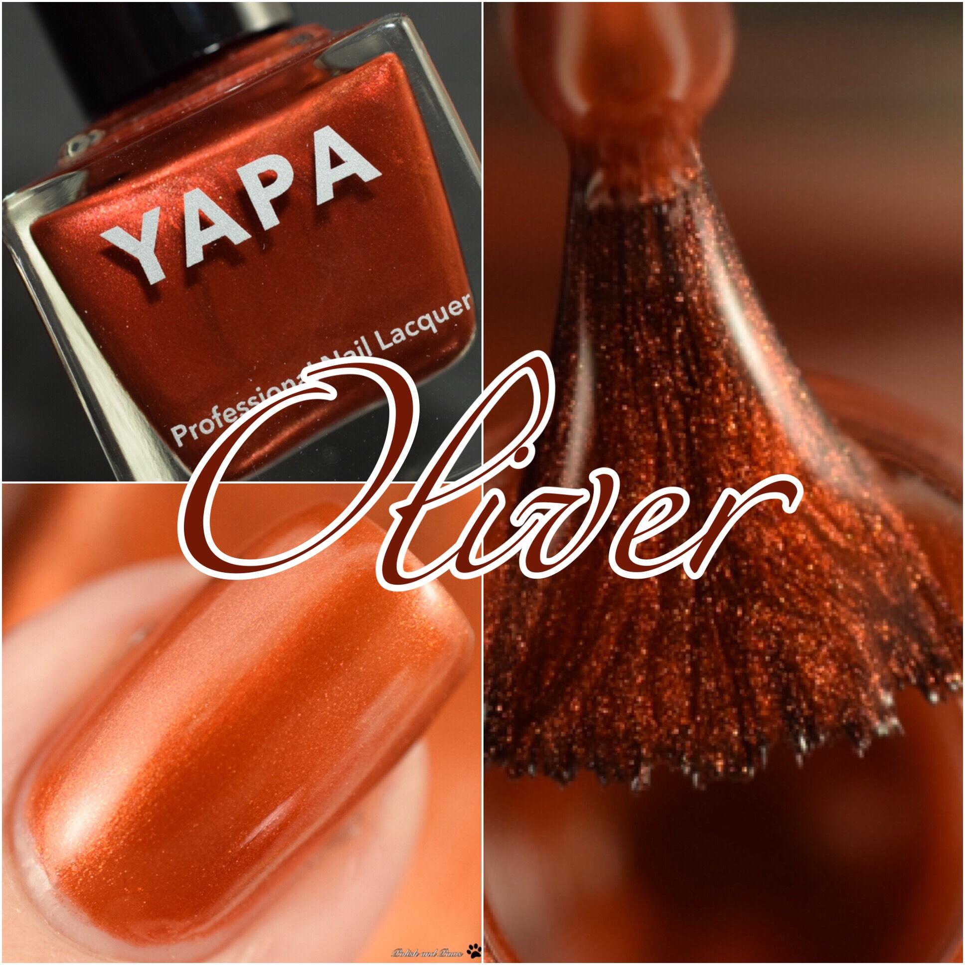YAPA Nail Polish Oliver