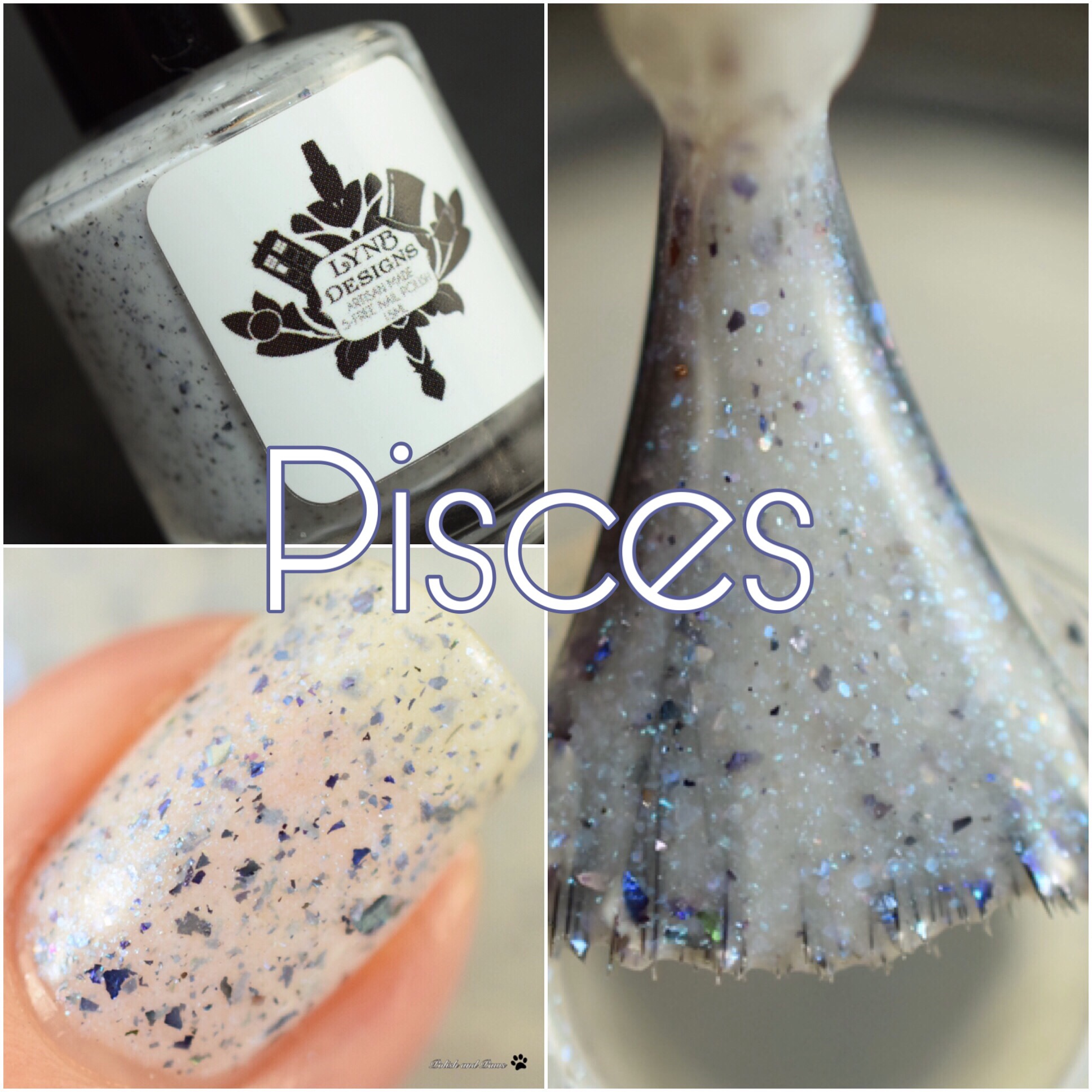 LynB Designs Pisces