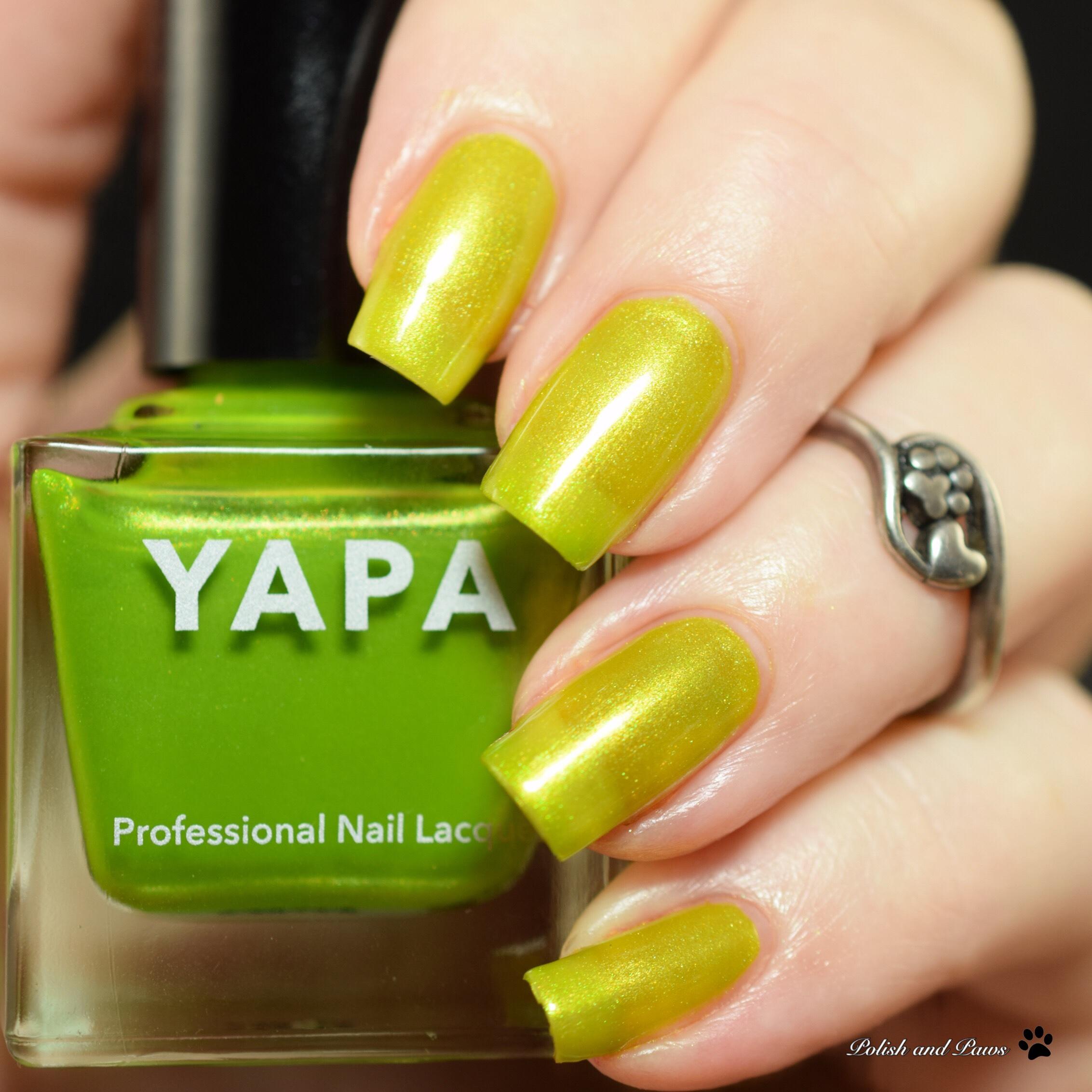 YAPA Nail Polish Clover