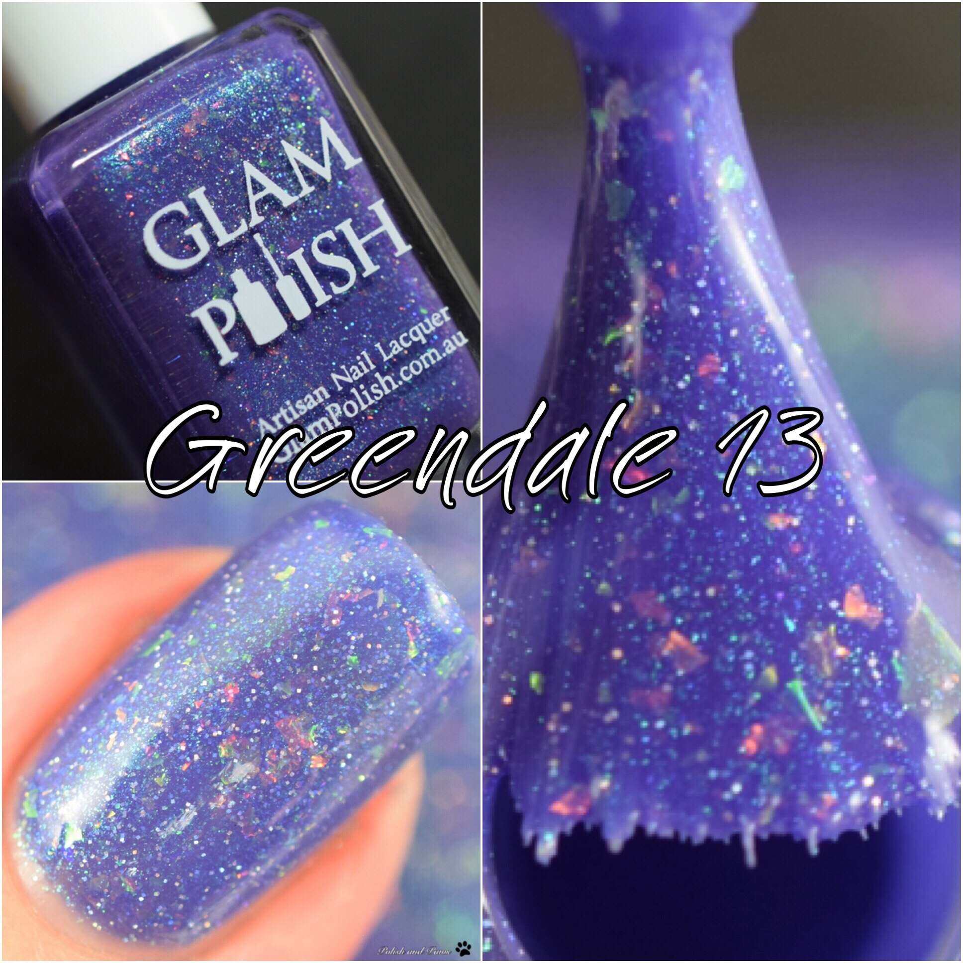 Glam Polish Greendale 13