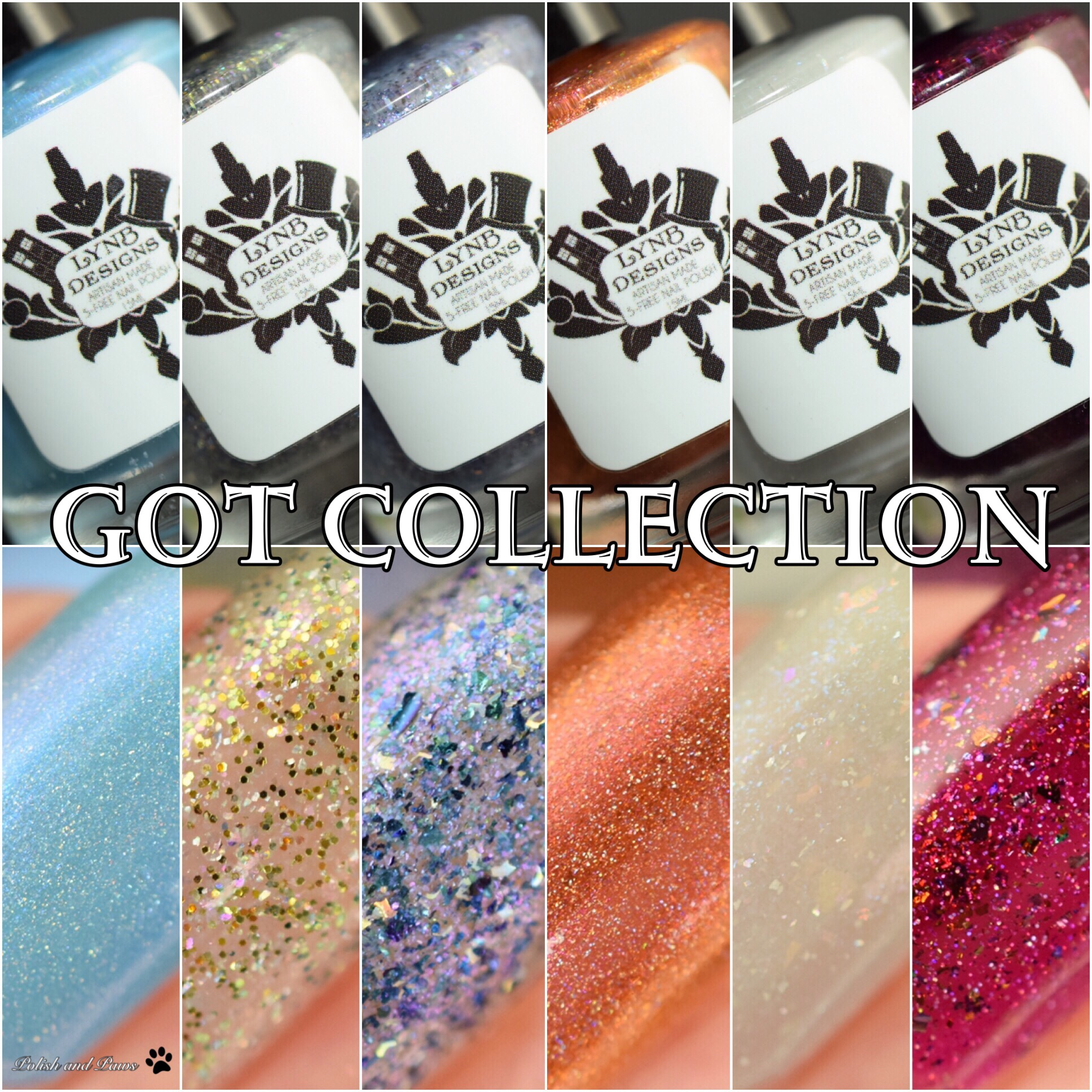 LynB Designs GoT Collection