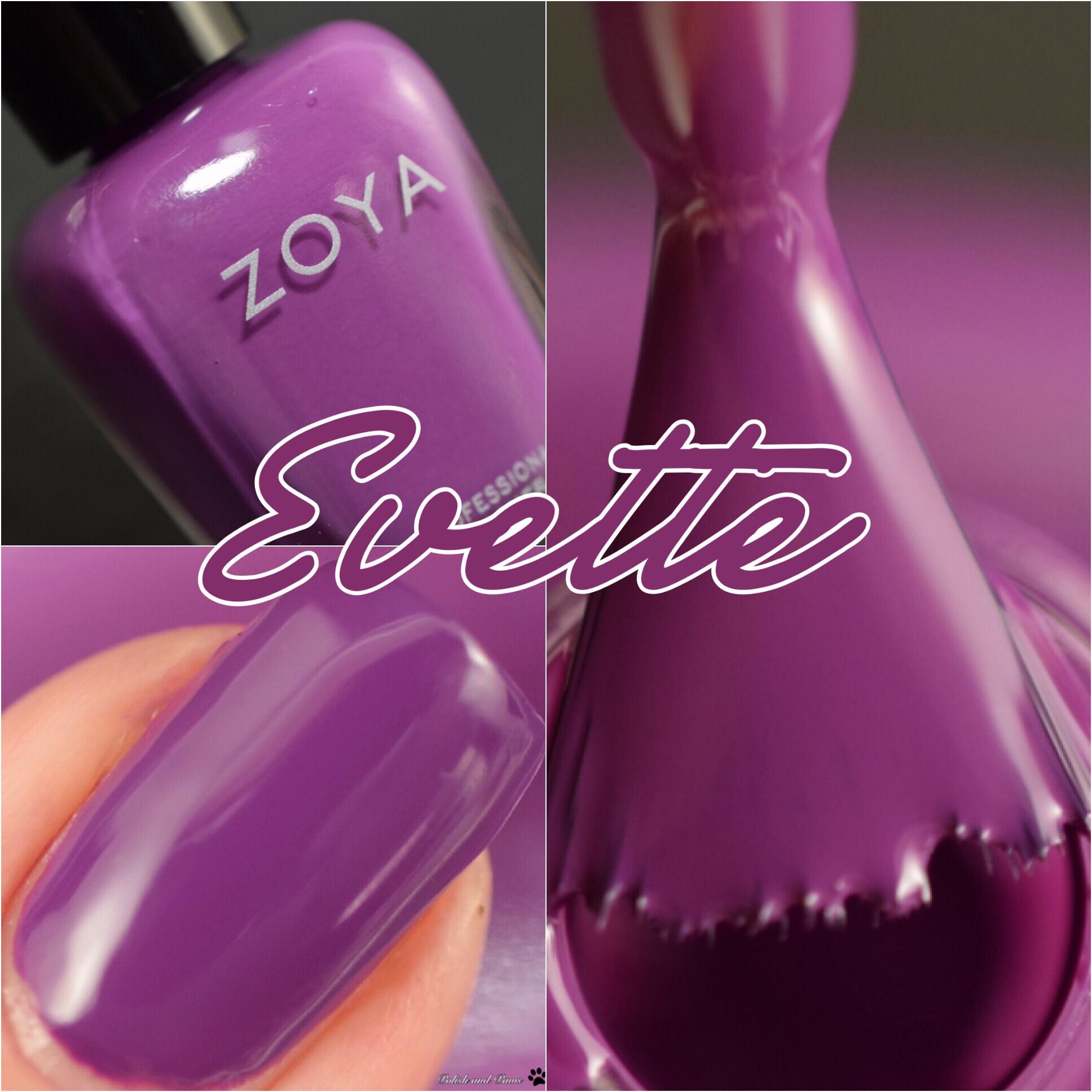 Zoya Evette