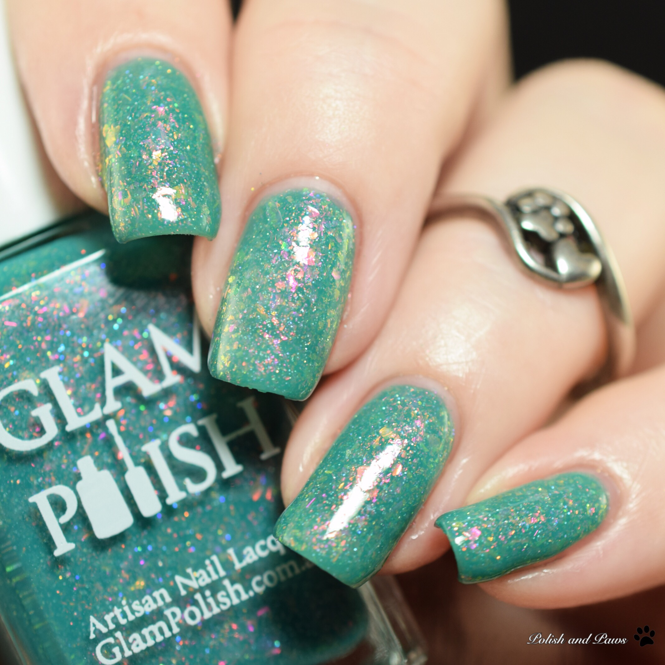 Glam Polish The Harrowing