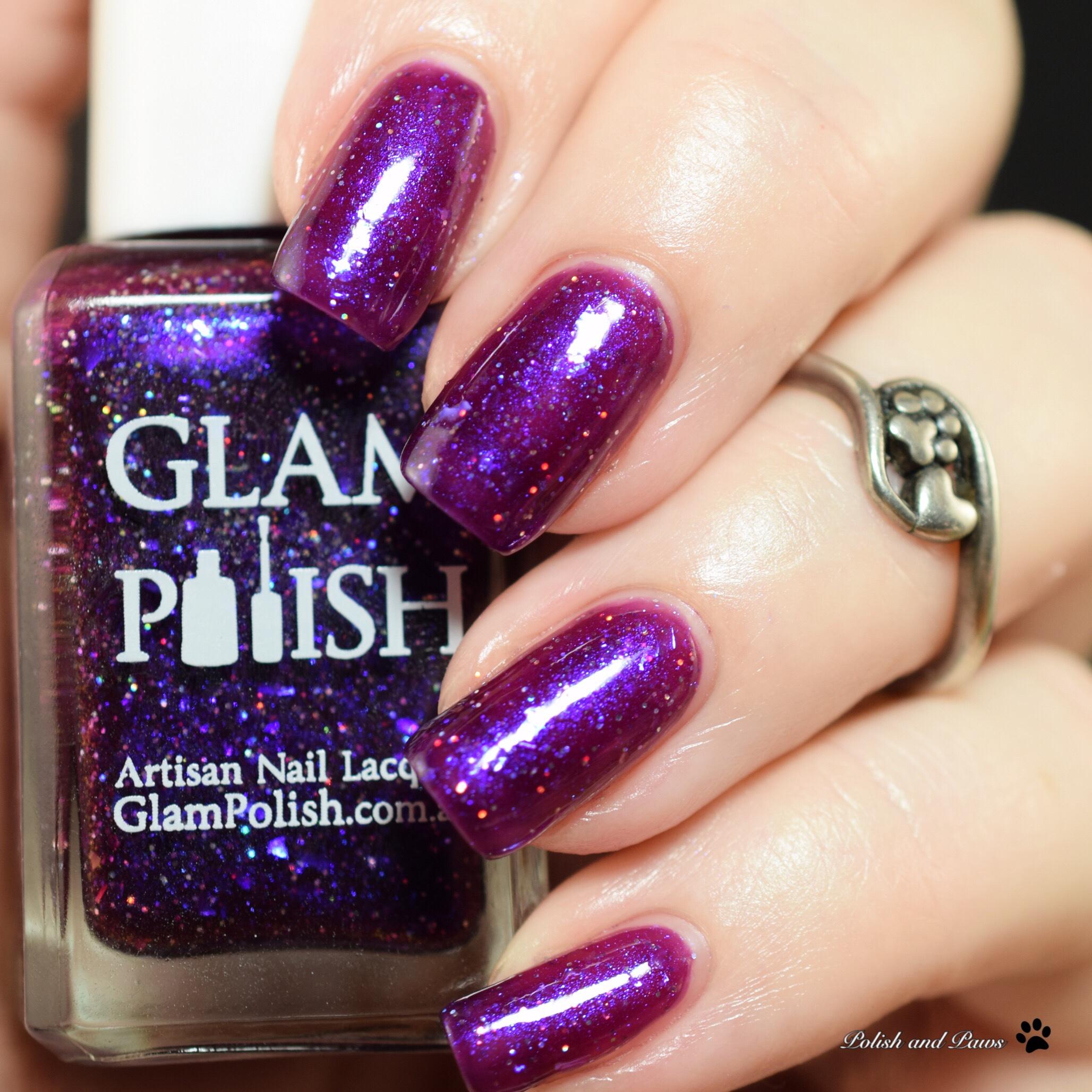 Glam Polish My Dark Baptism
