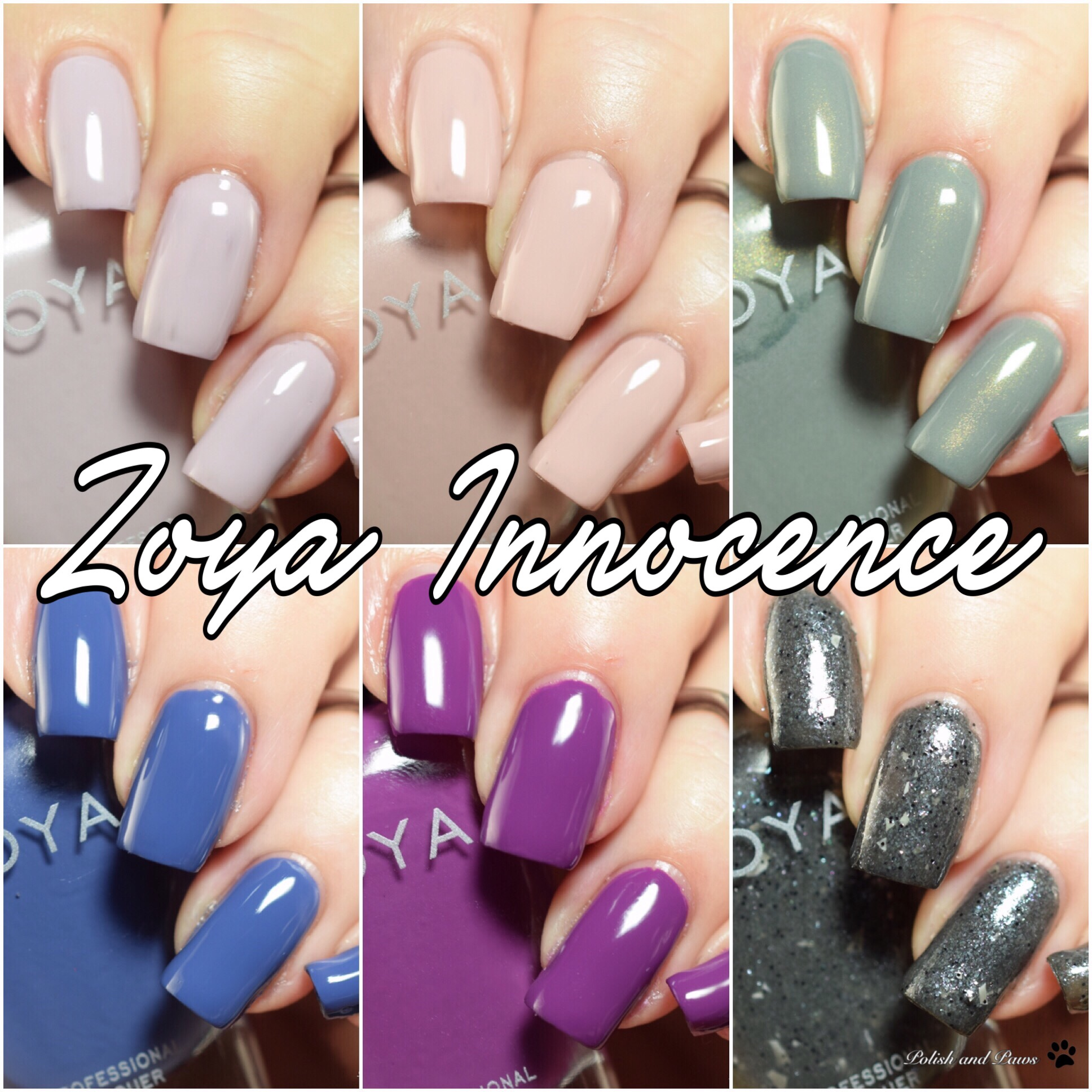 Zoya Innocence Collection ~ Spring 2019
