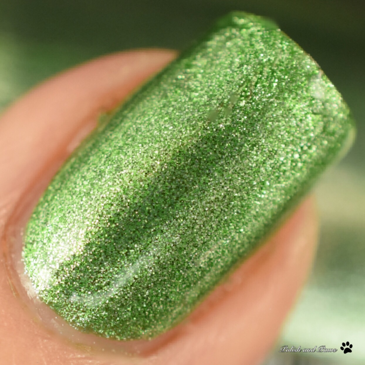 Sally Hansen Crayola Sheen Green