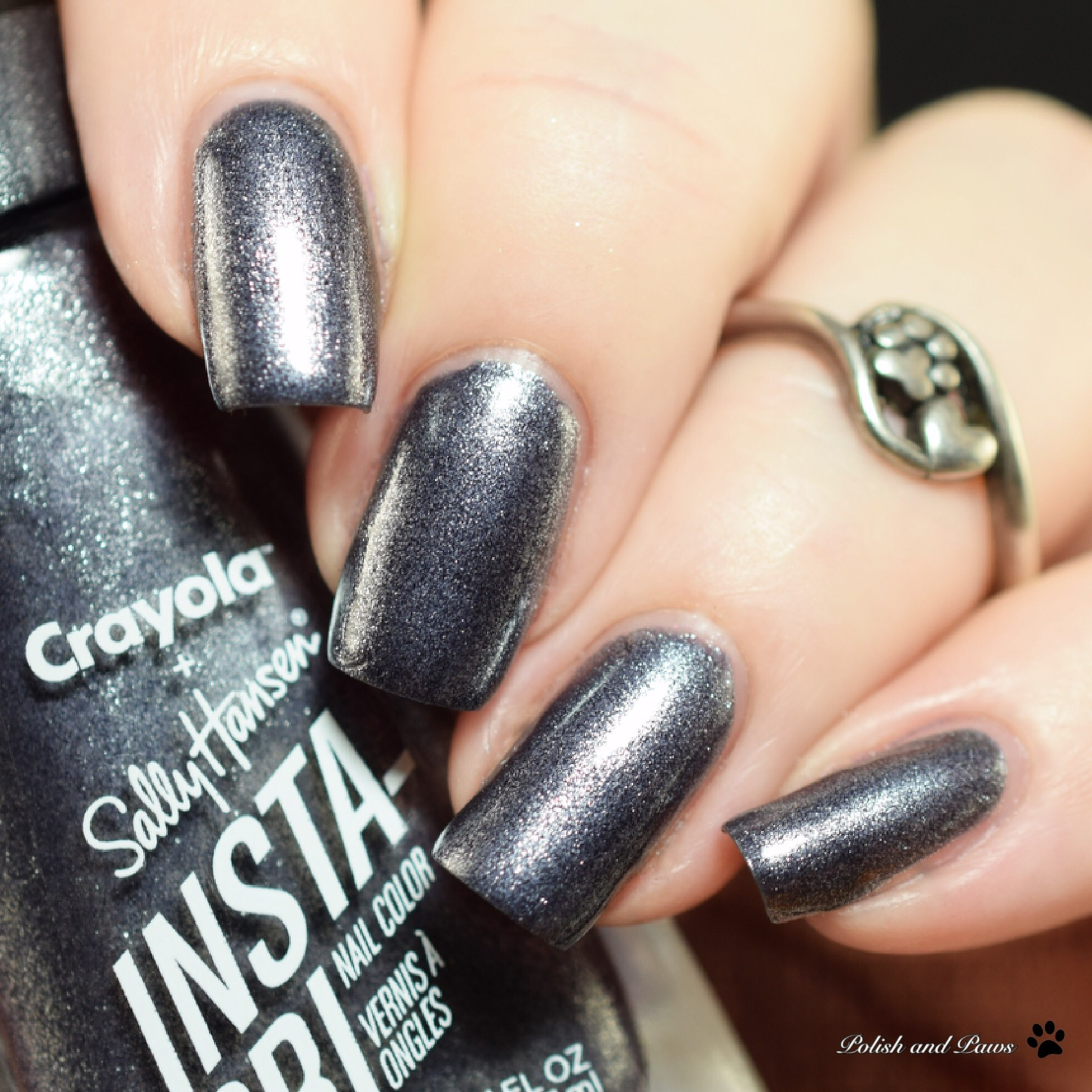 Sally Hansen Crayola Deep Space Sparkle