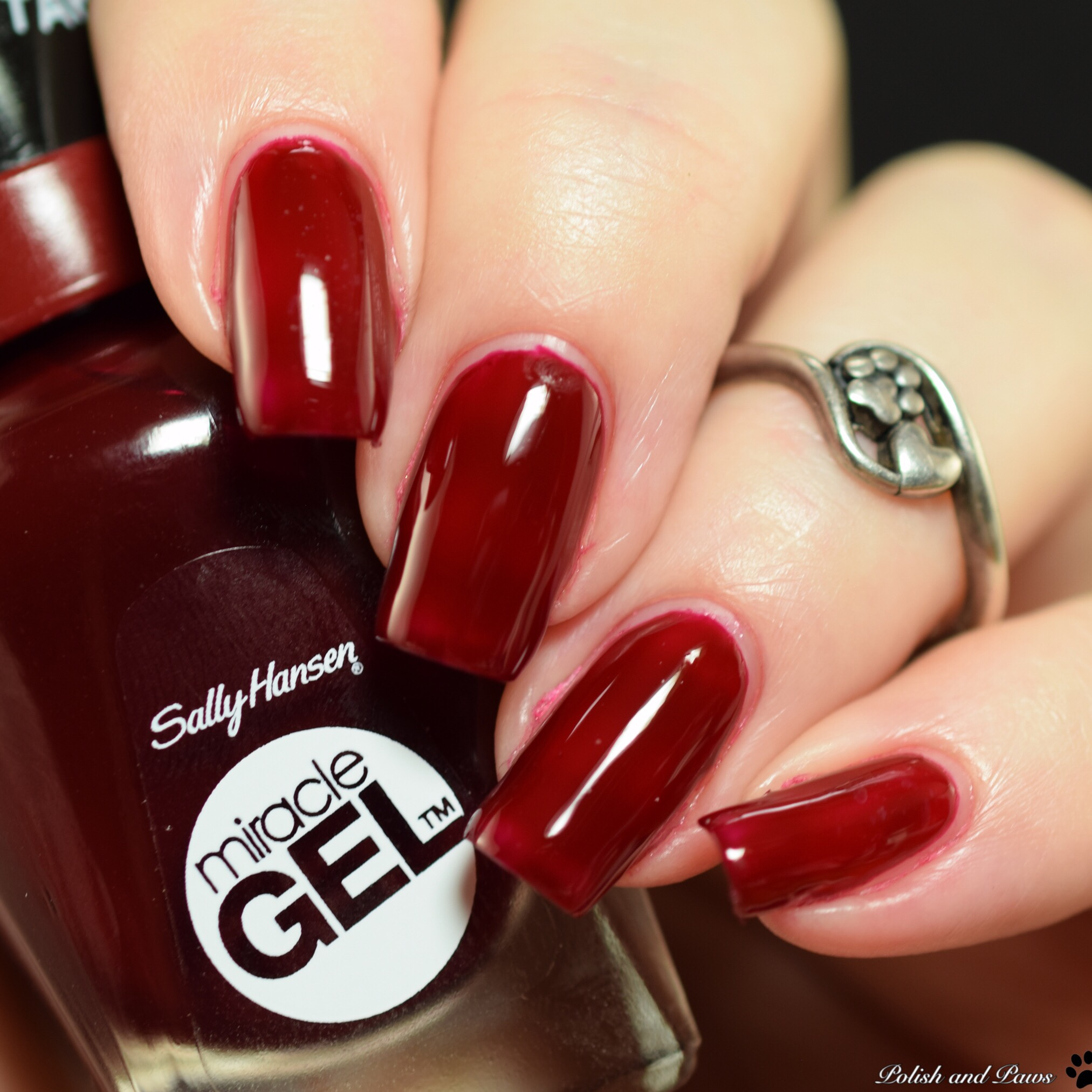 Sally Hansen Miracle Gel Can't Beat Royalty