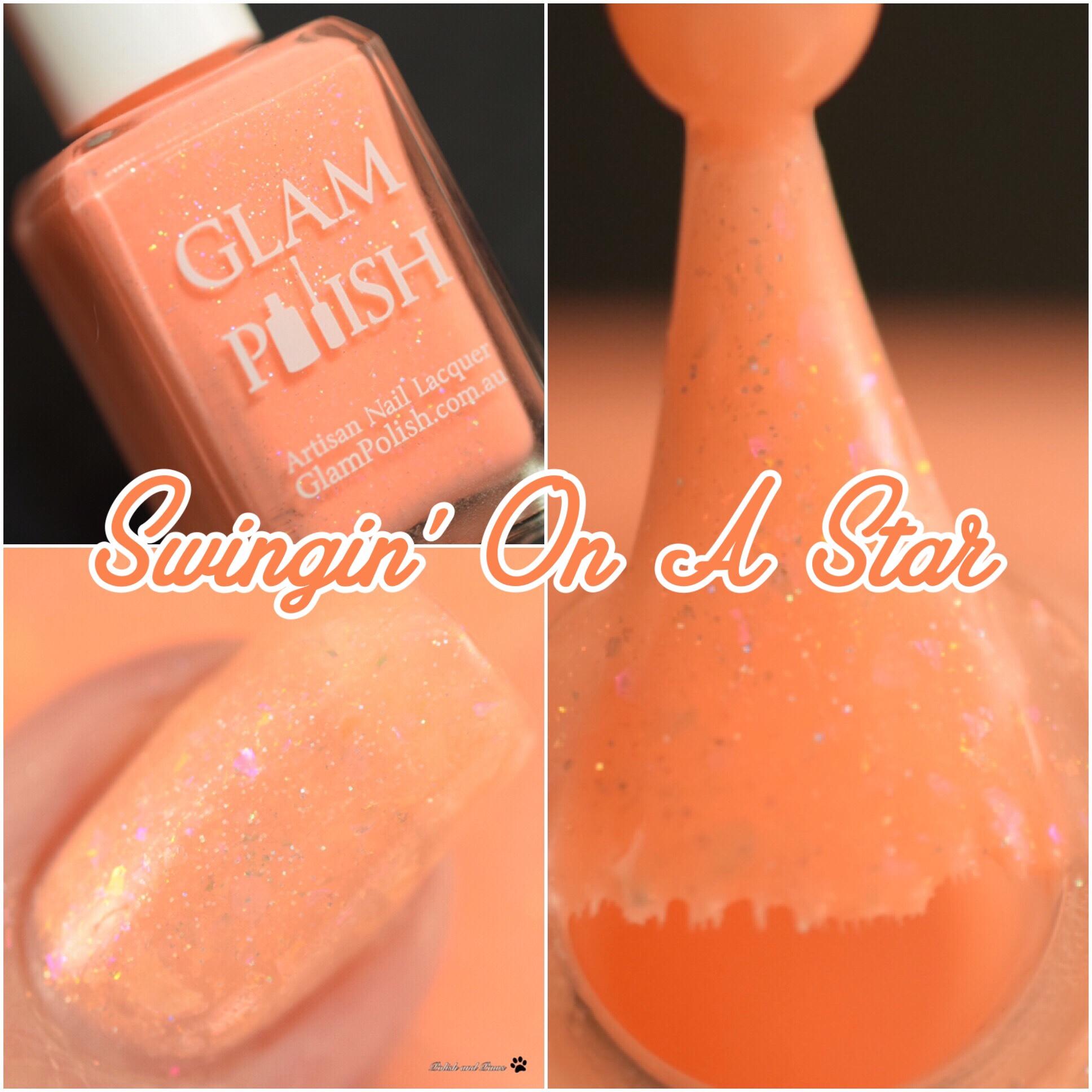 Glam Polish Swingin' on a Star