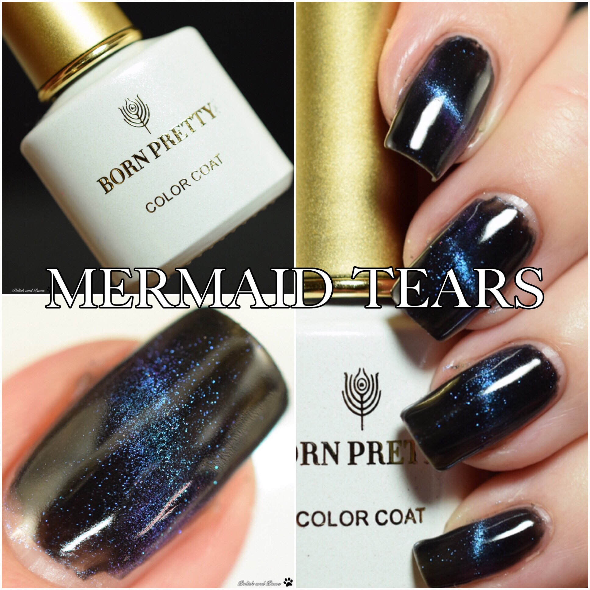 Born Pretty Store Mermaid Tears Magnetic Gel
