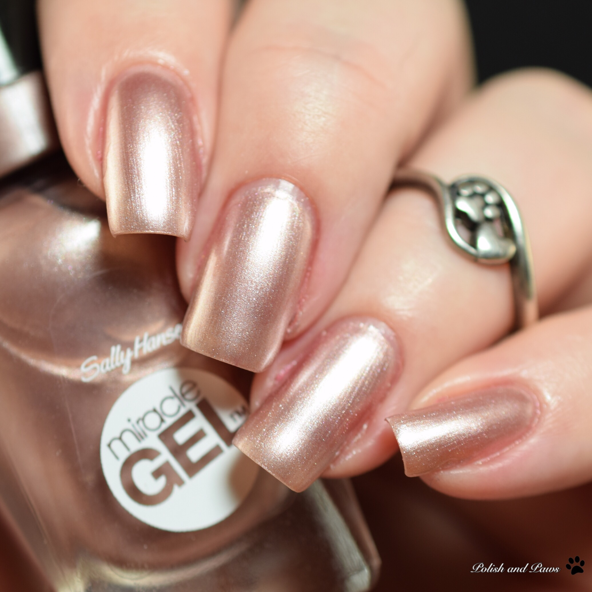Sally Hansen Miracle Gel Out of this Pearl