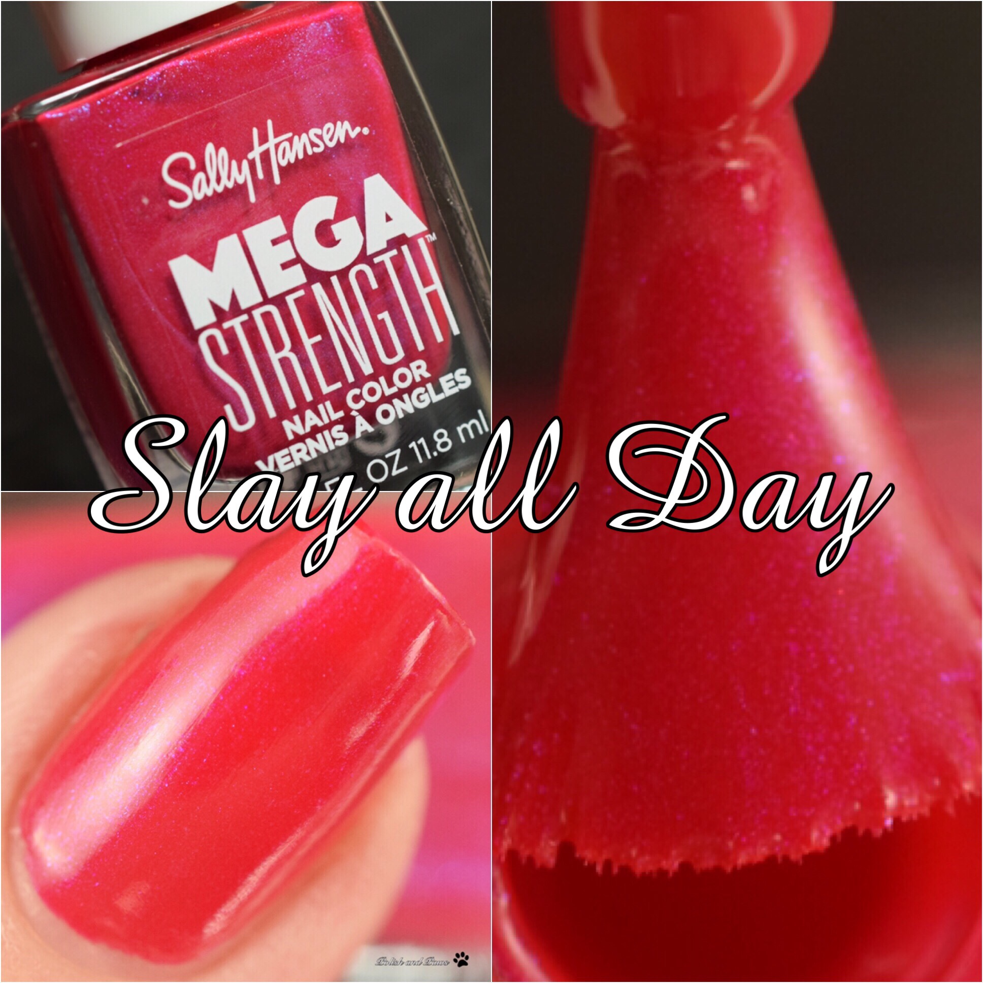 Sally Hansen Slay All Day