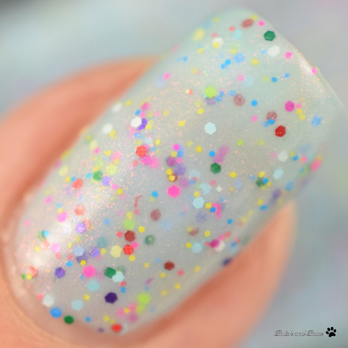 Glam Polish End of the Rainbow
