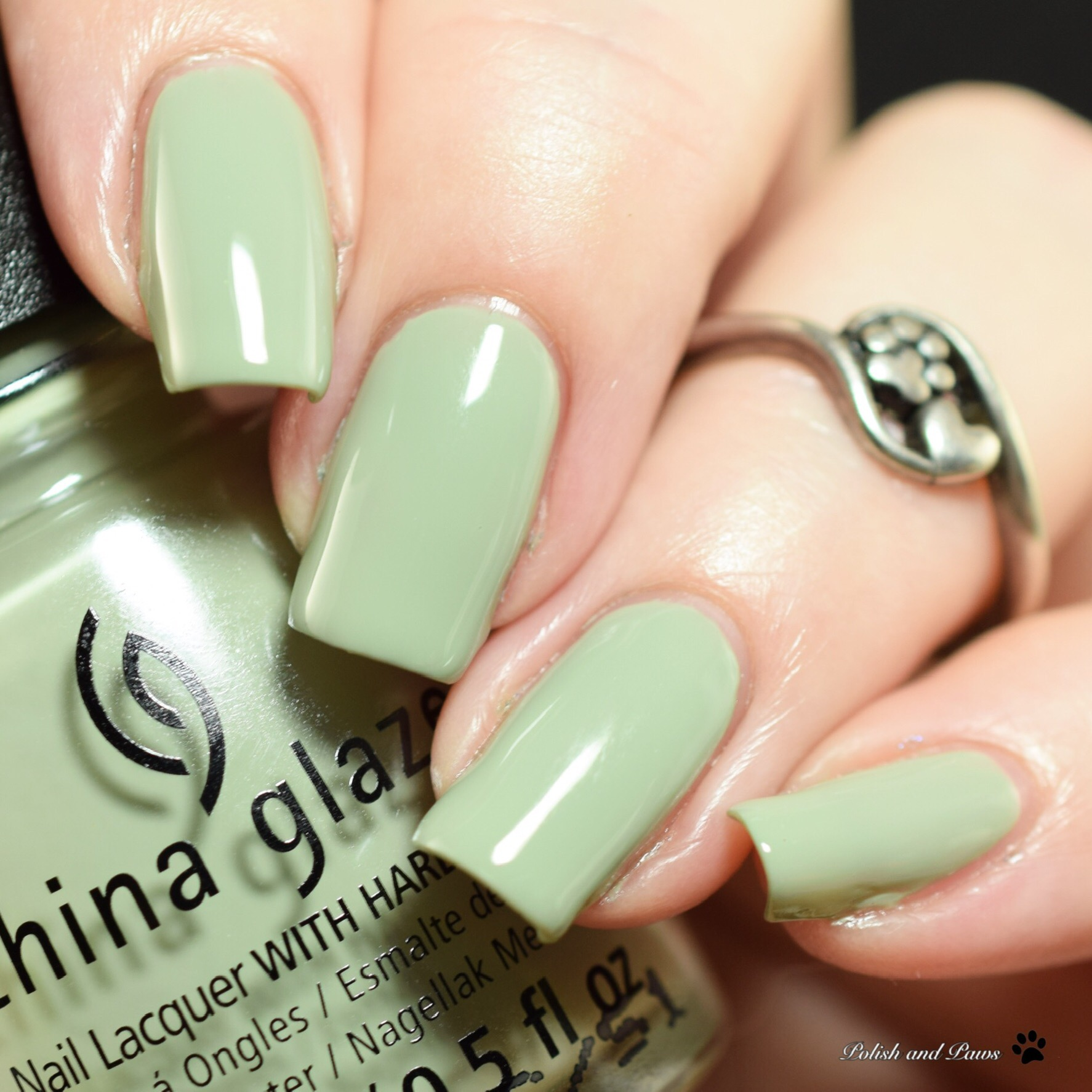 China Glaze Show 'Em Who's Blossom