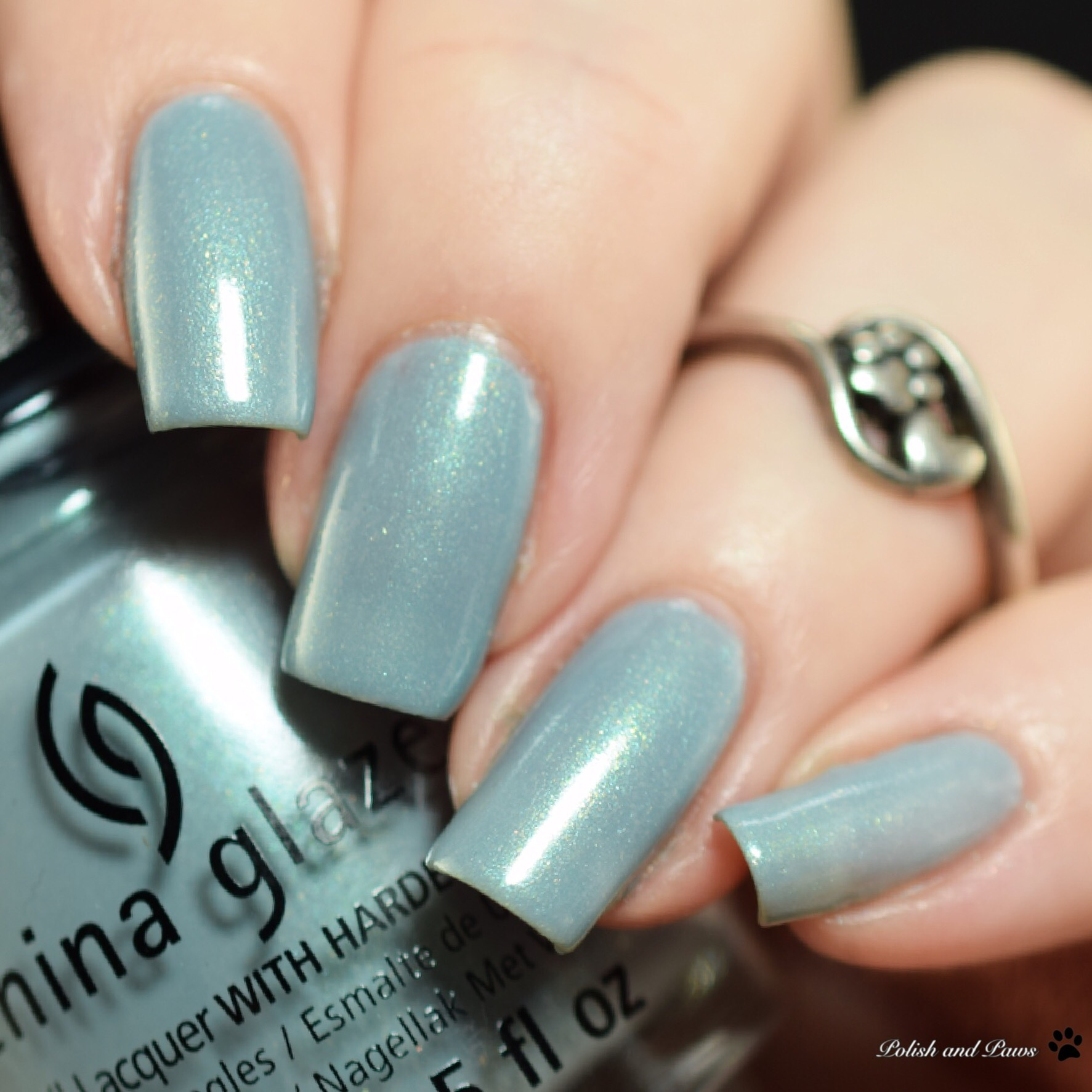 China Glaze This is Ranunculus