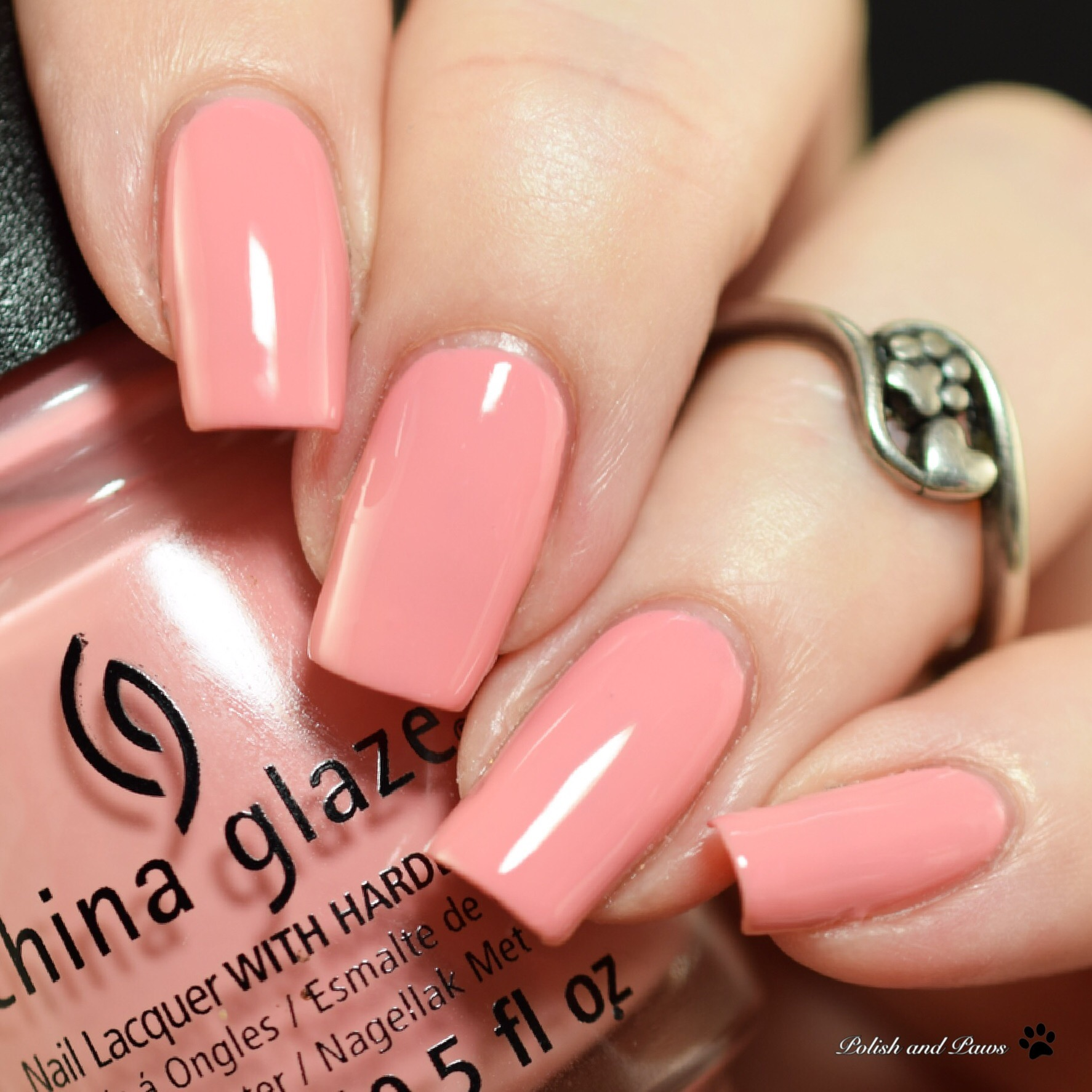 China Glaze Senora Flora ...