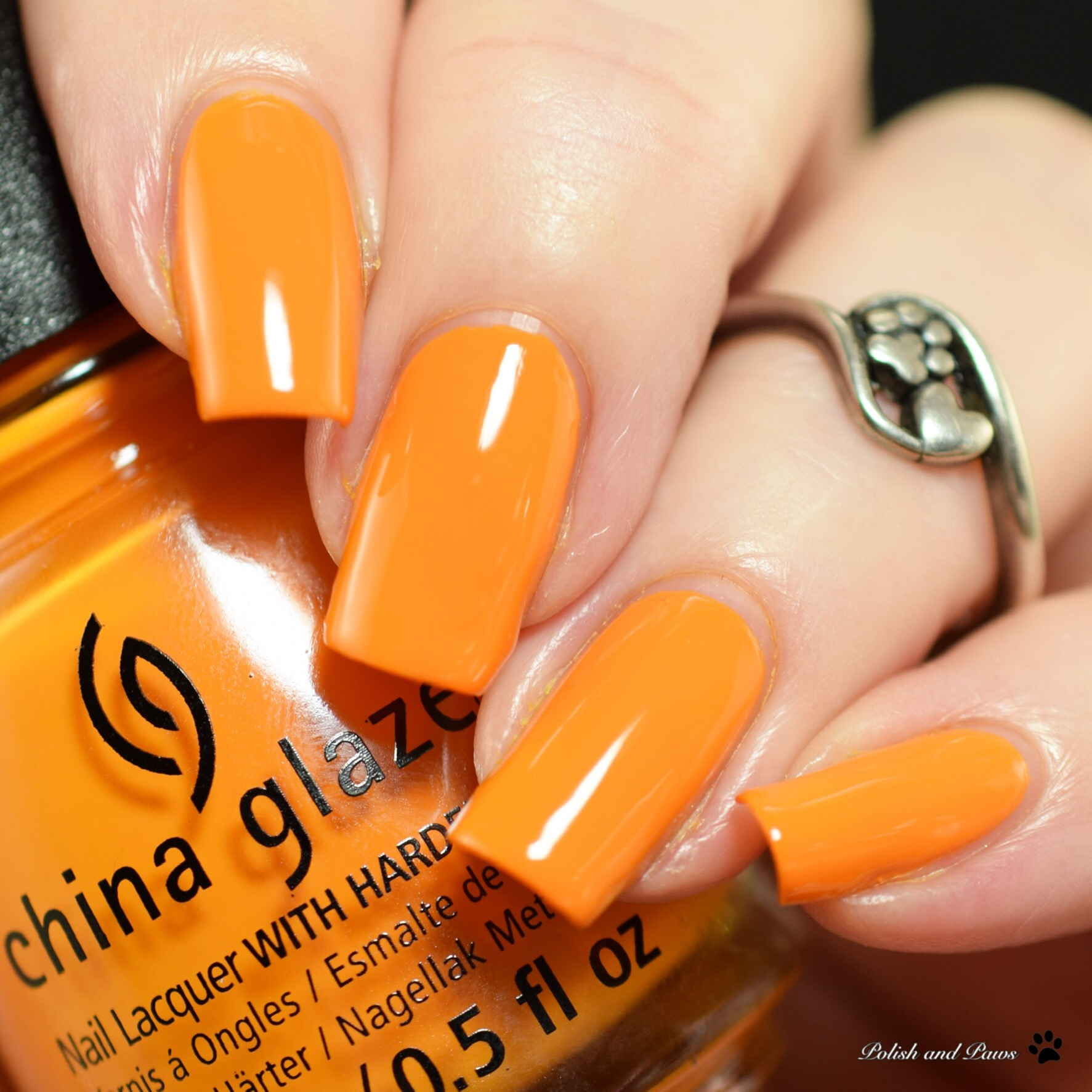 China Glaze Good as Marigold
