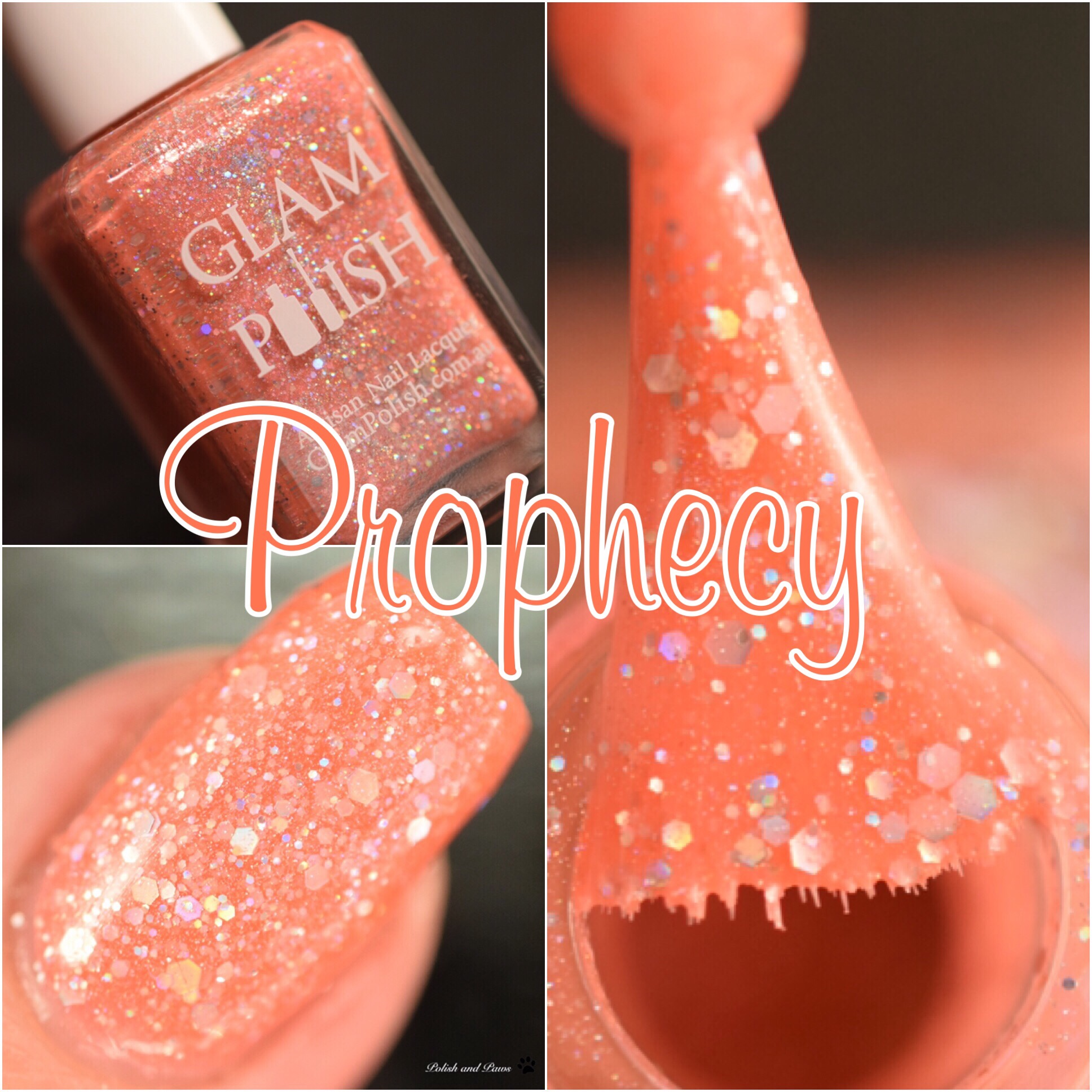 Glam Polish Prophecy
