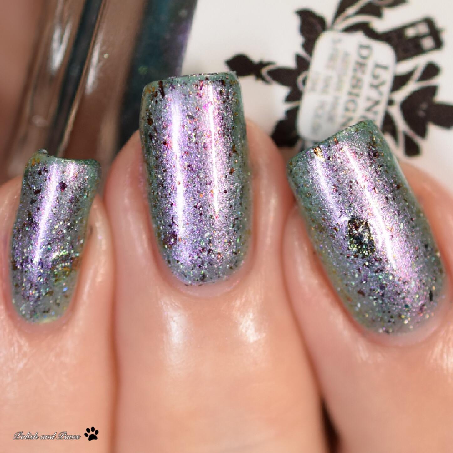 LynB Designs Mermaid for This