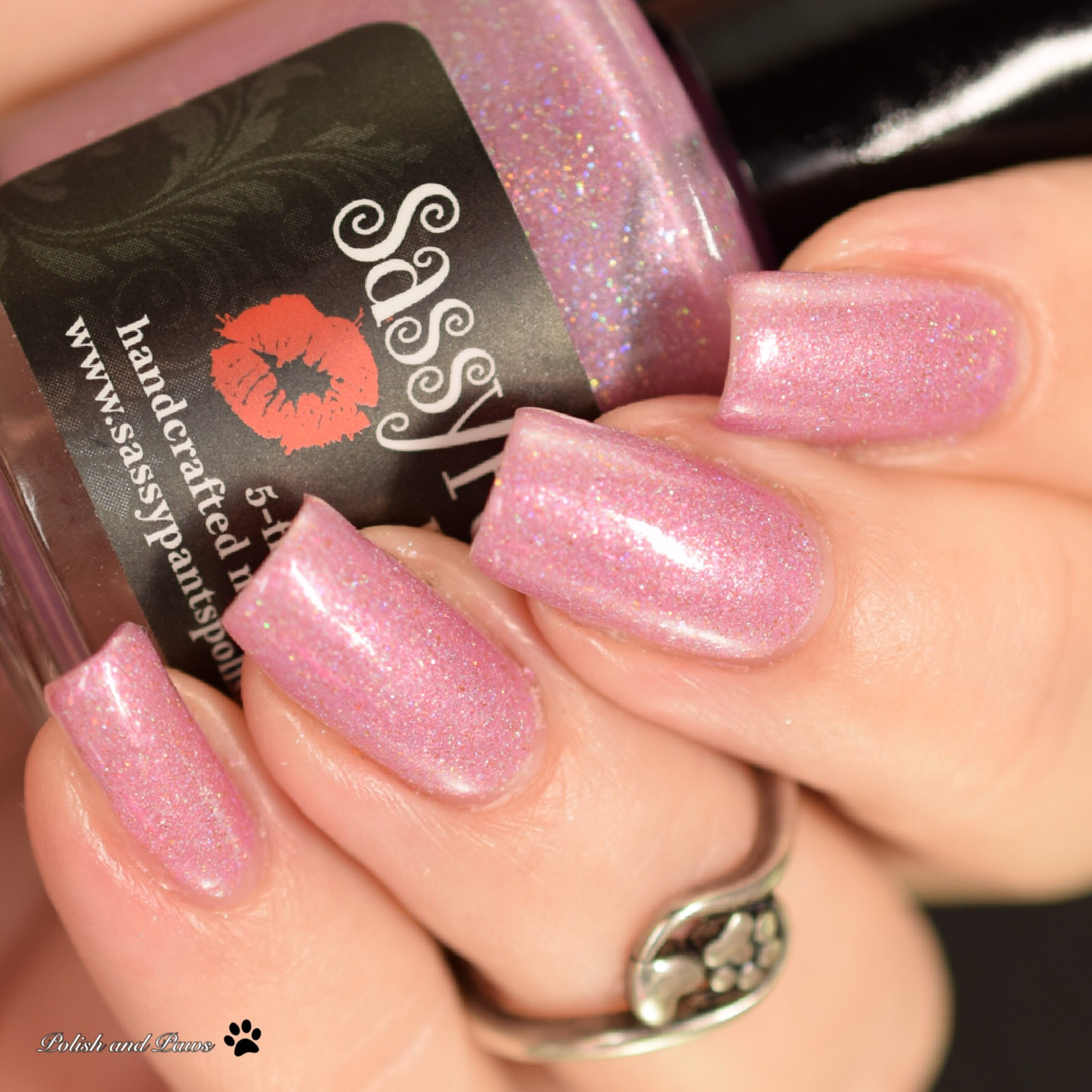 Sassy Pants Polish Spell Blossom