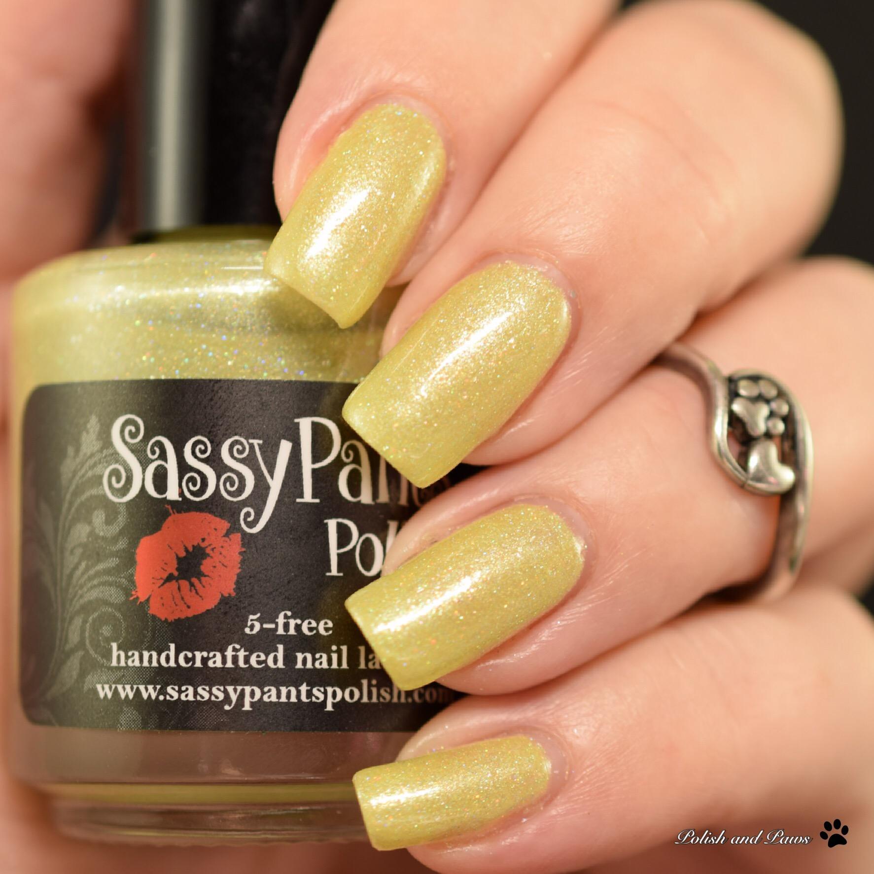 Sassy Pants Polish Snapdragon Meadow