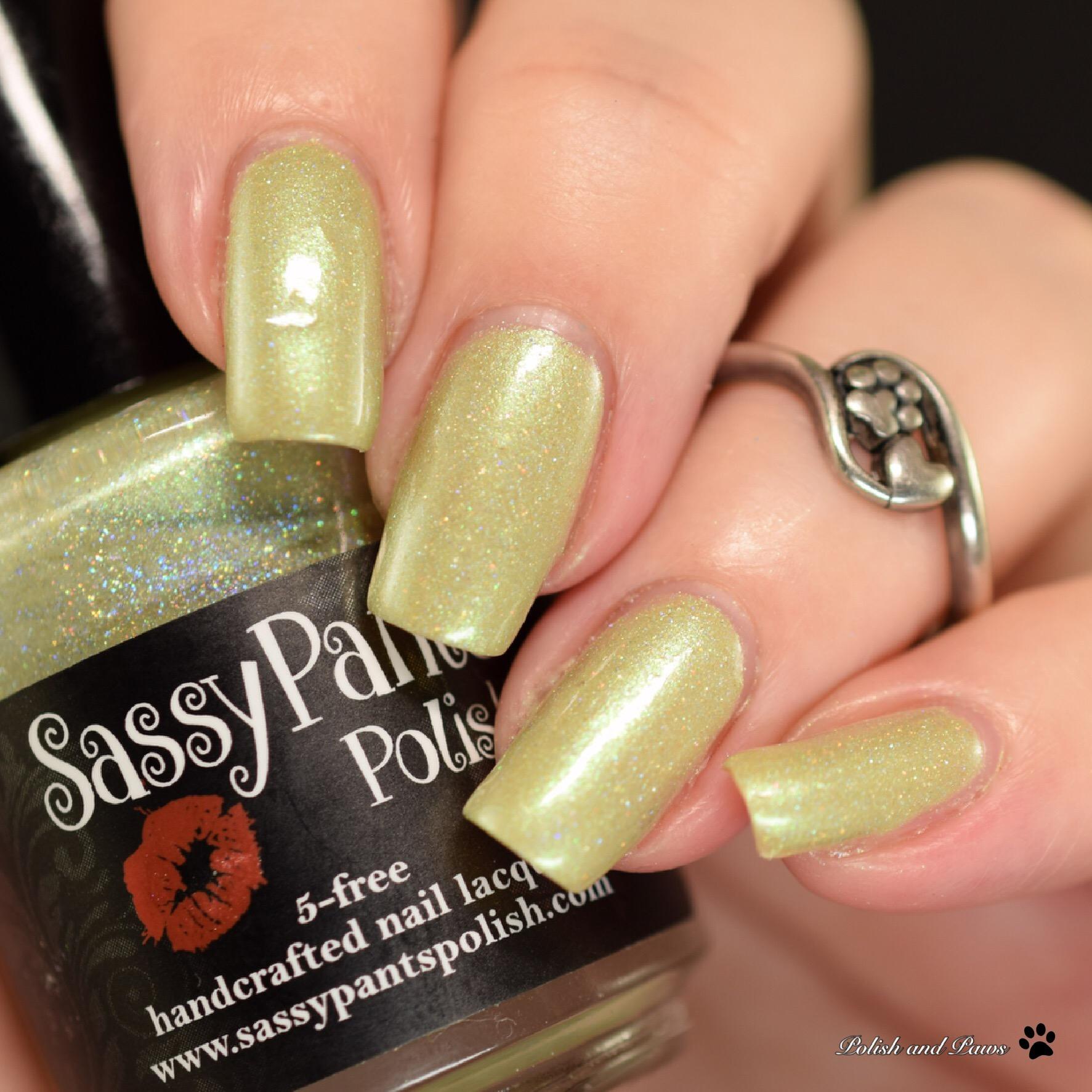 Sassy Pants Polish Ivy Cloverstreet
