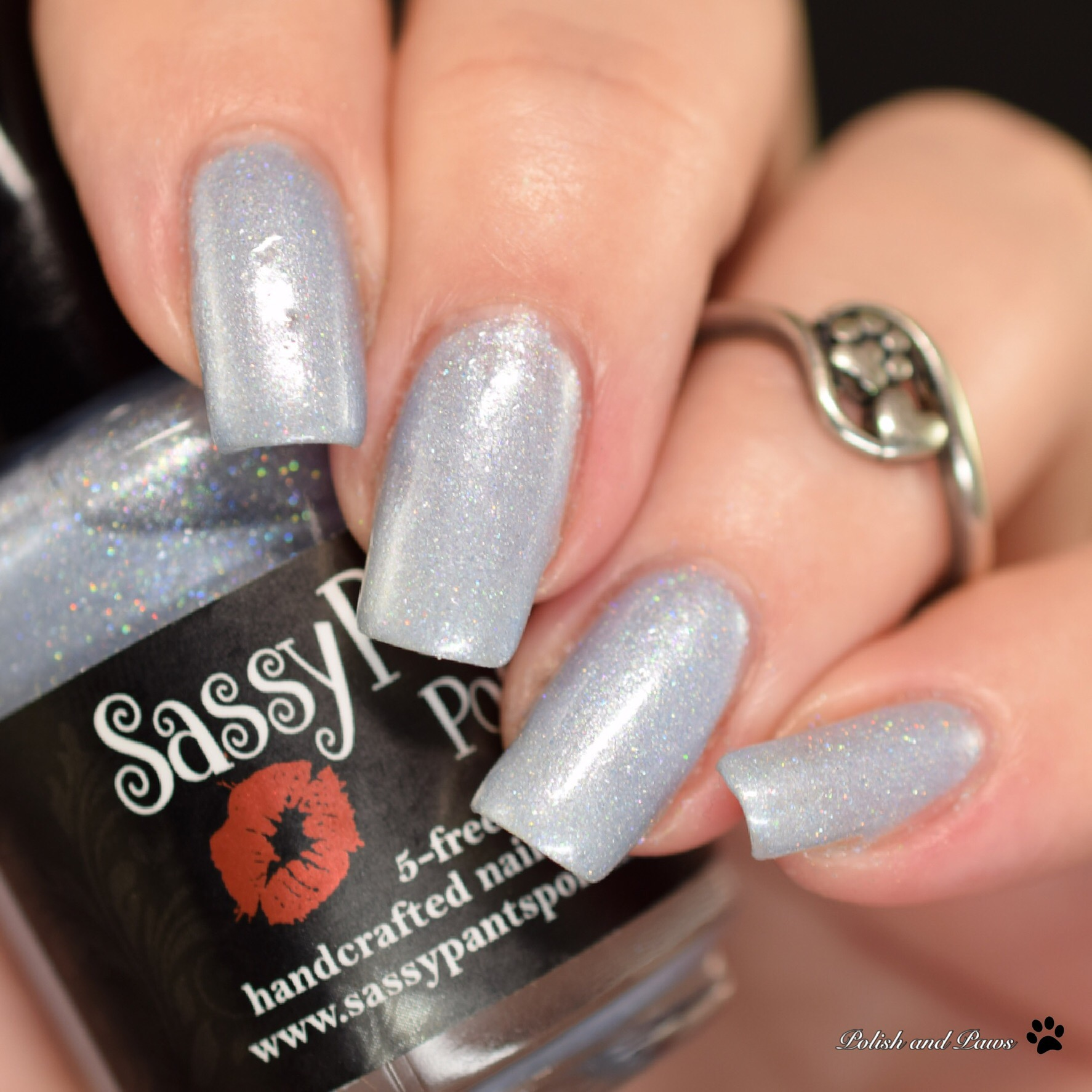 Sassy Pants Polish Moonglow Mist