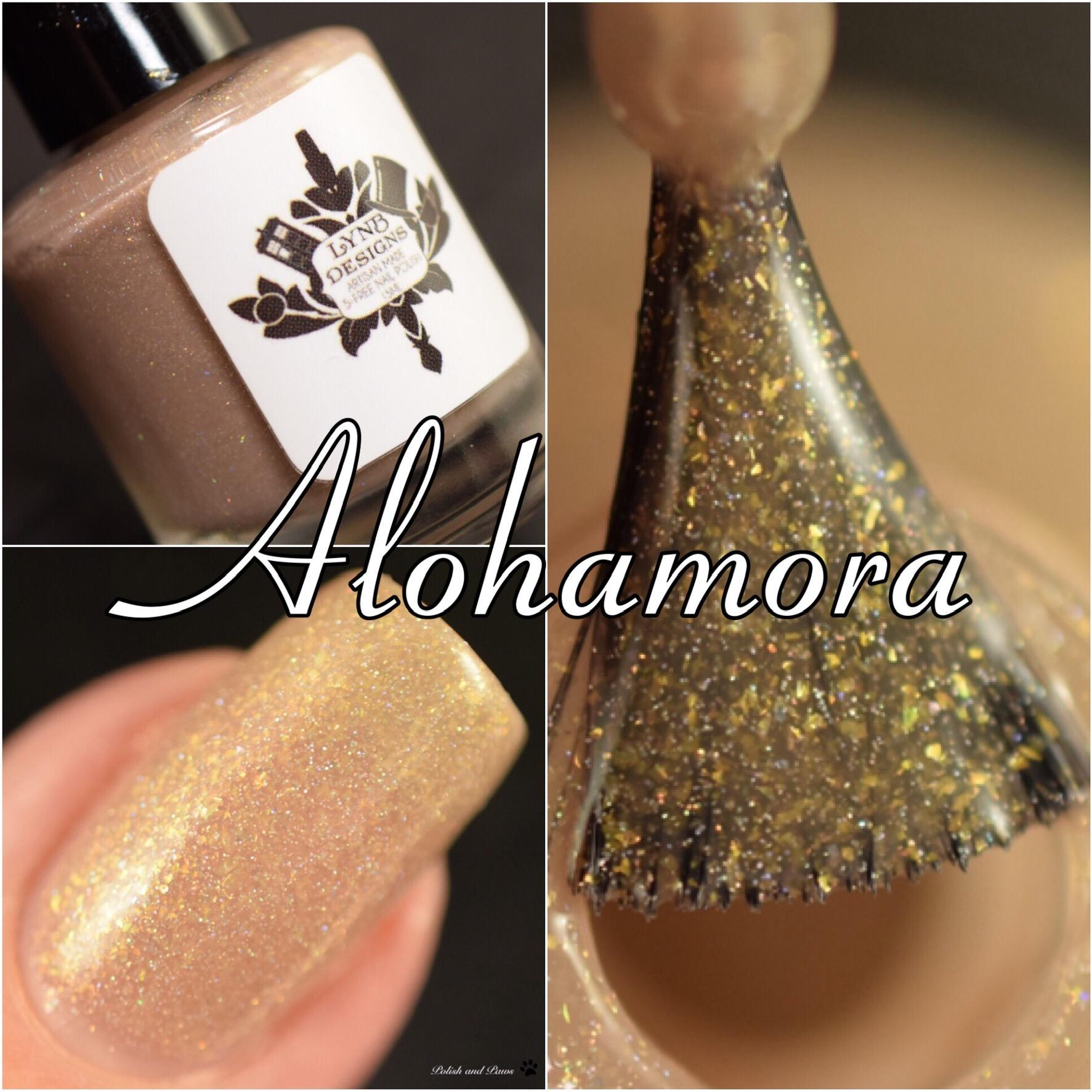 LynB Designs Alohamora