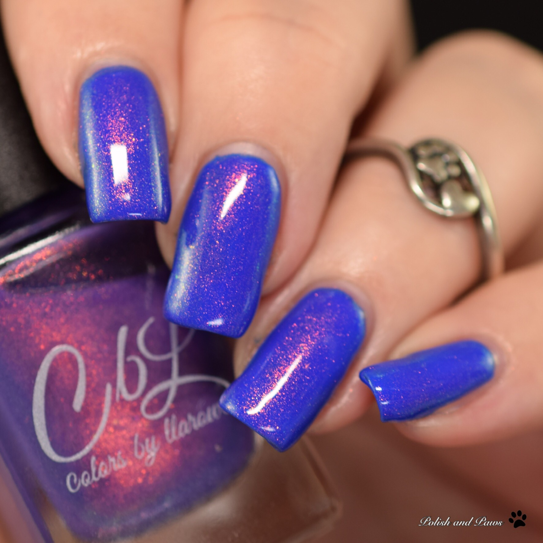 CbL Bohemian Rhapsody over Royal Blue