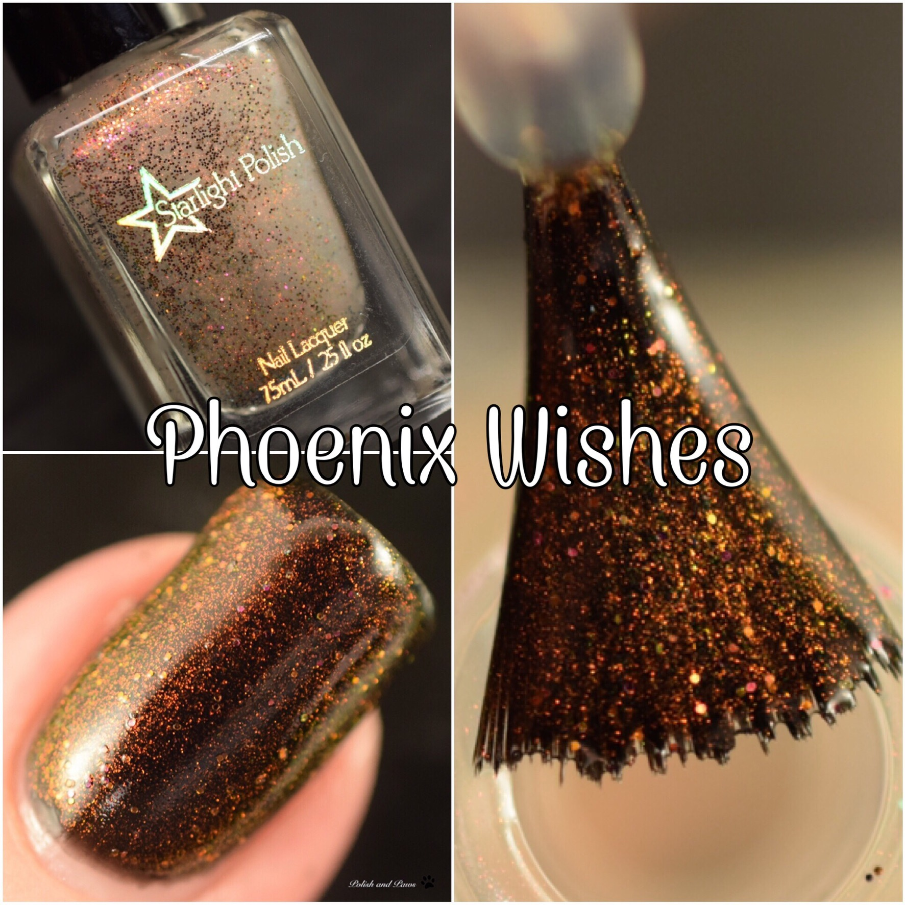 Starlight Polish Phoenix Wishes