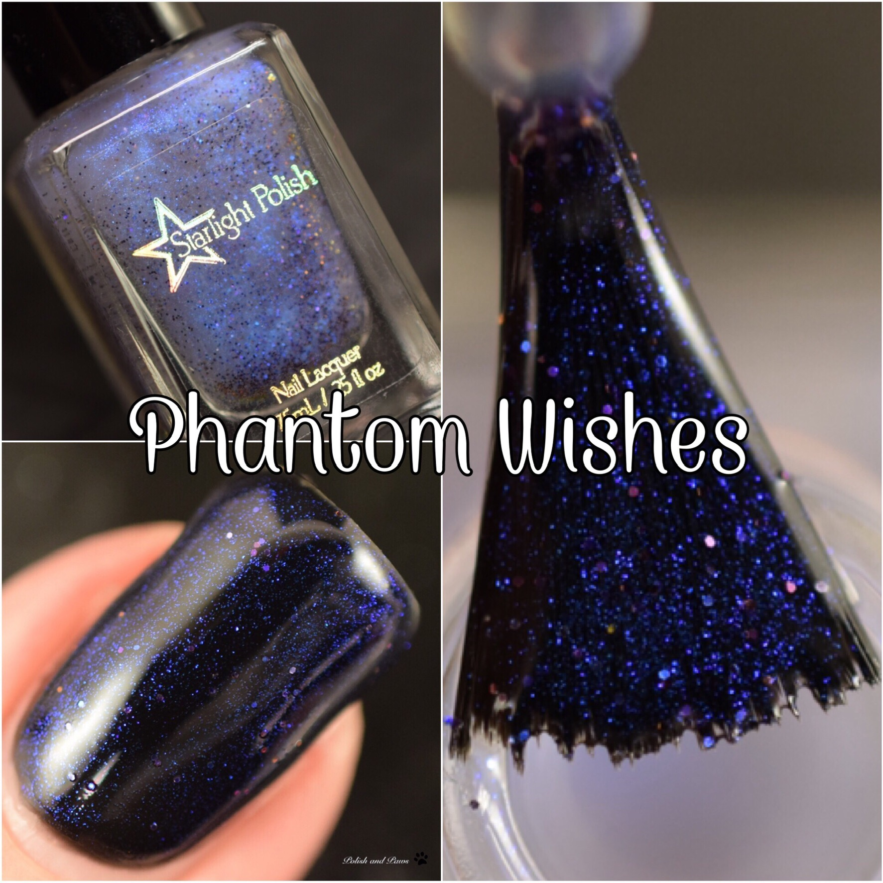 Starlight Polish Phantom Wishes