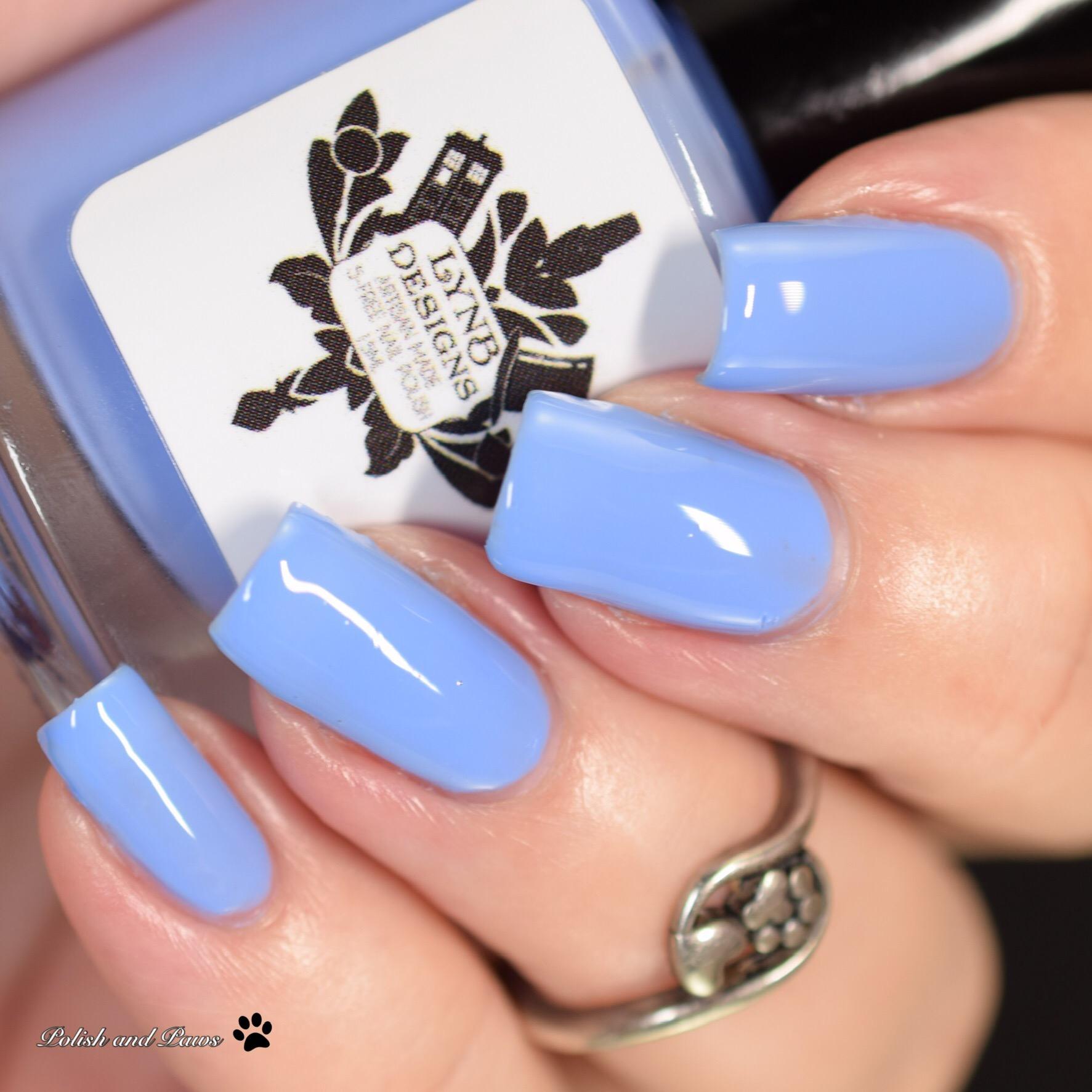 LynB Designs How Do Blue Do?