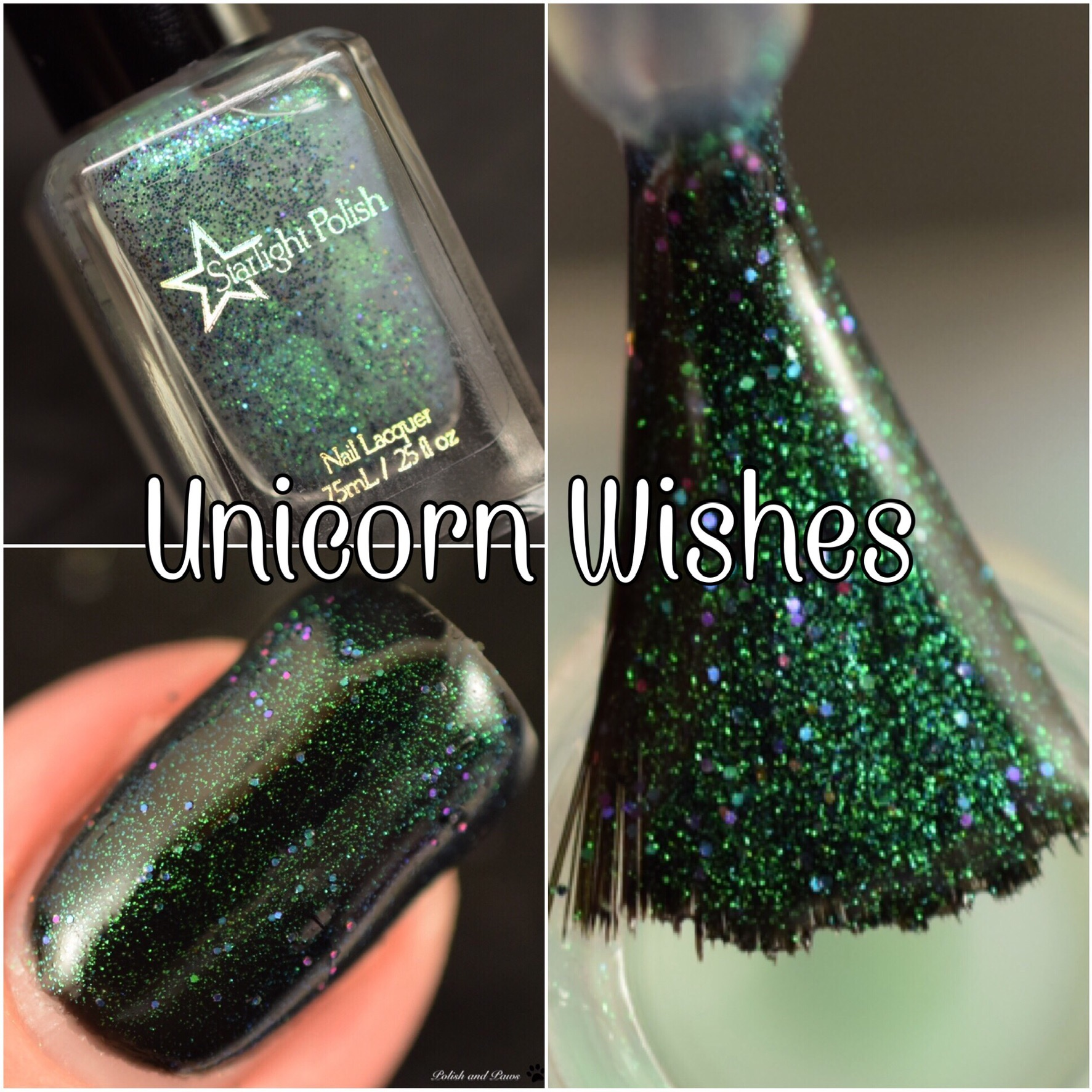 Starlight Polish Unicorn Wishes