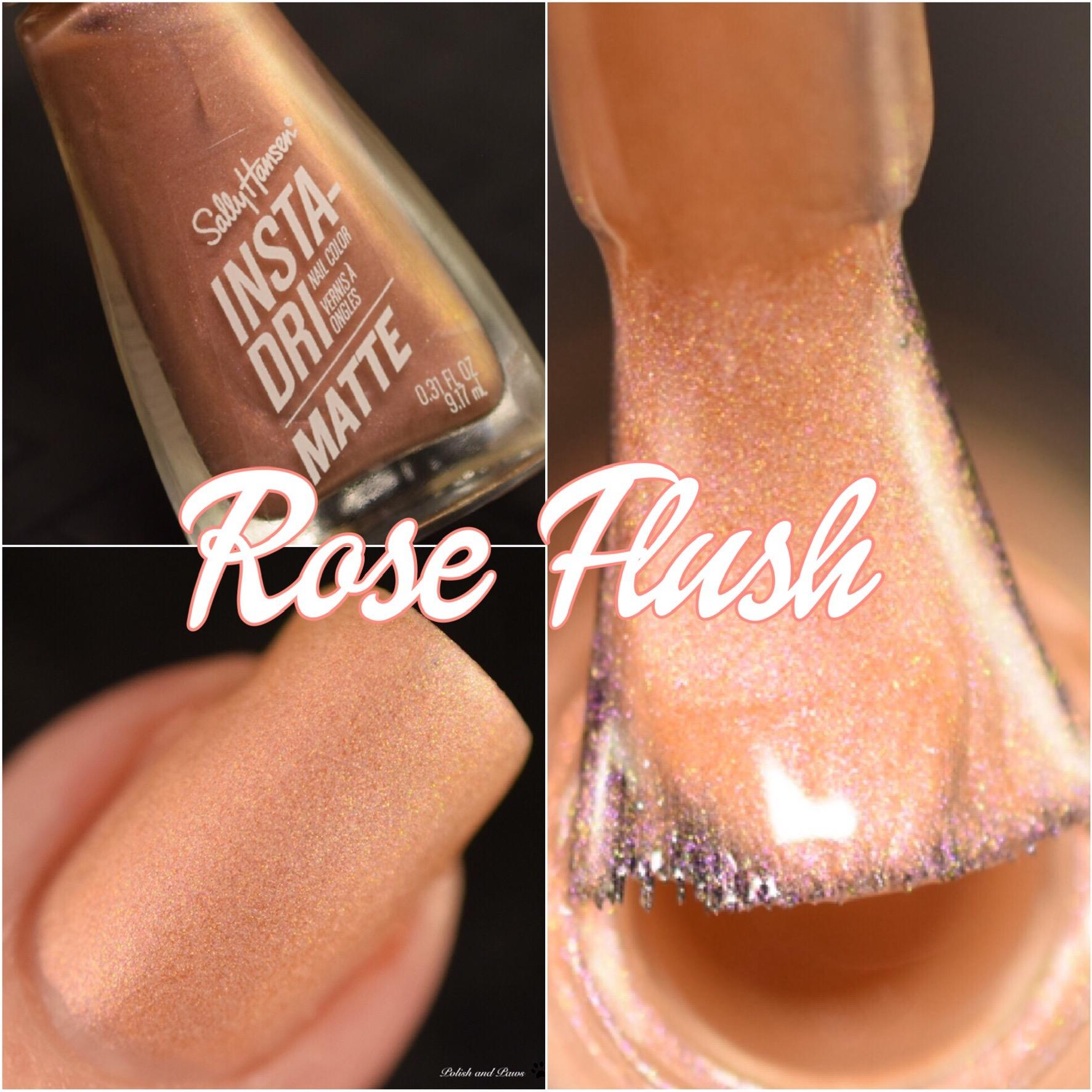 Sally Hansen Rose Flush